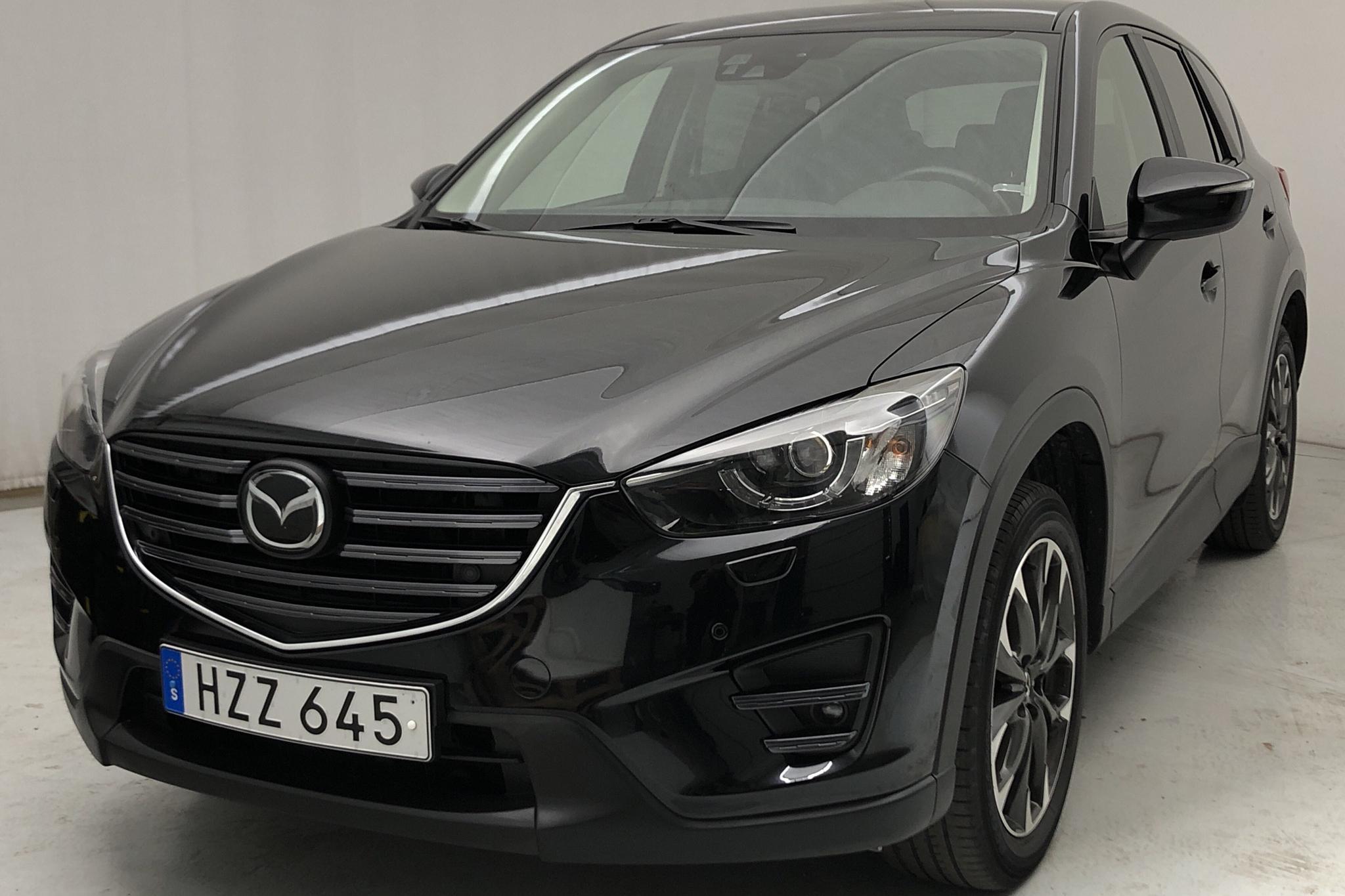 Mazda CX-5 2.5 AWD (192hk) - 72 910 km - Automatic - black - 2015