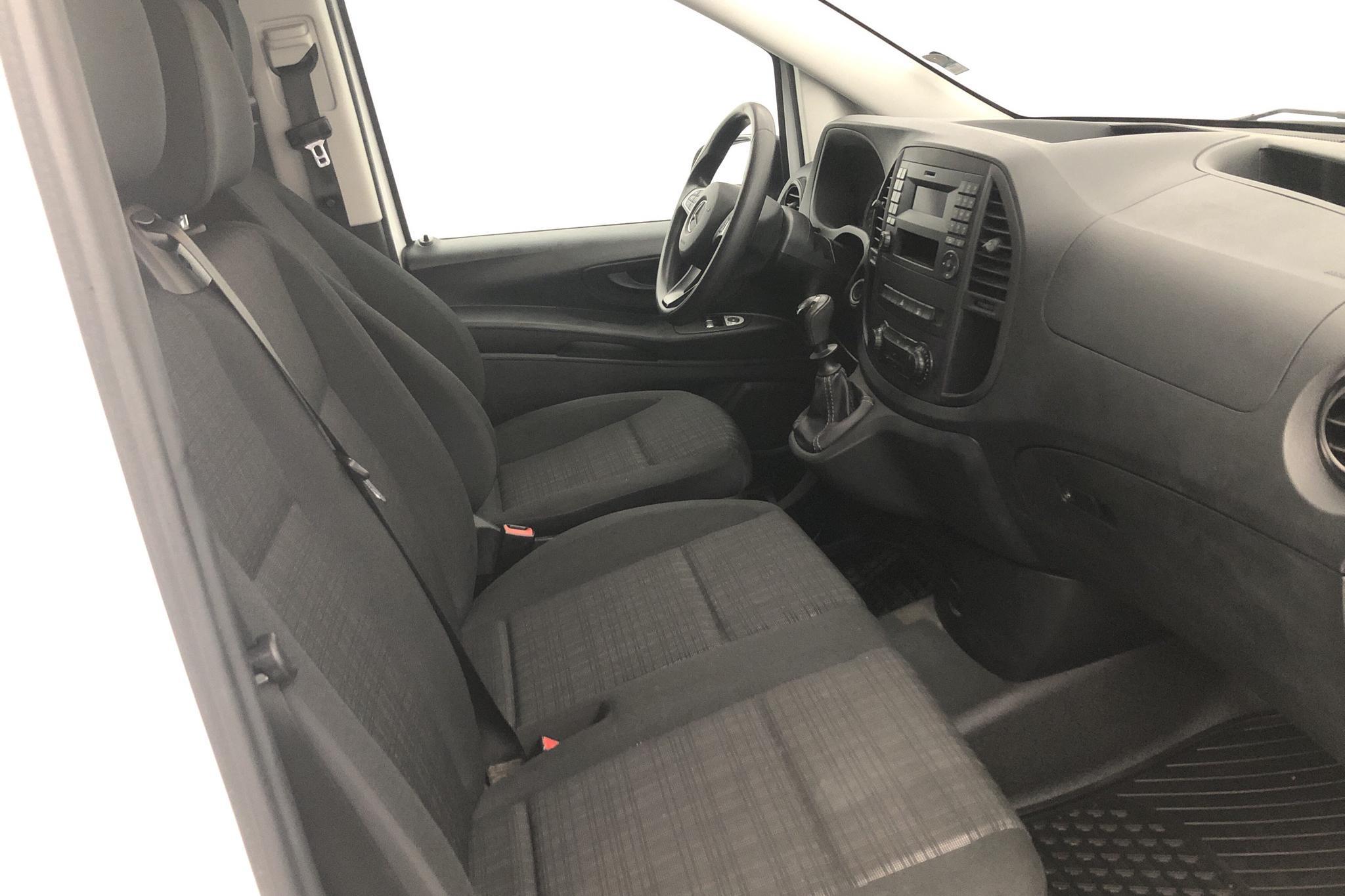 Mercedes Vito 111 CDI W640 (114hk) - 3 944 mil - Manuell - vit - 2019