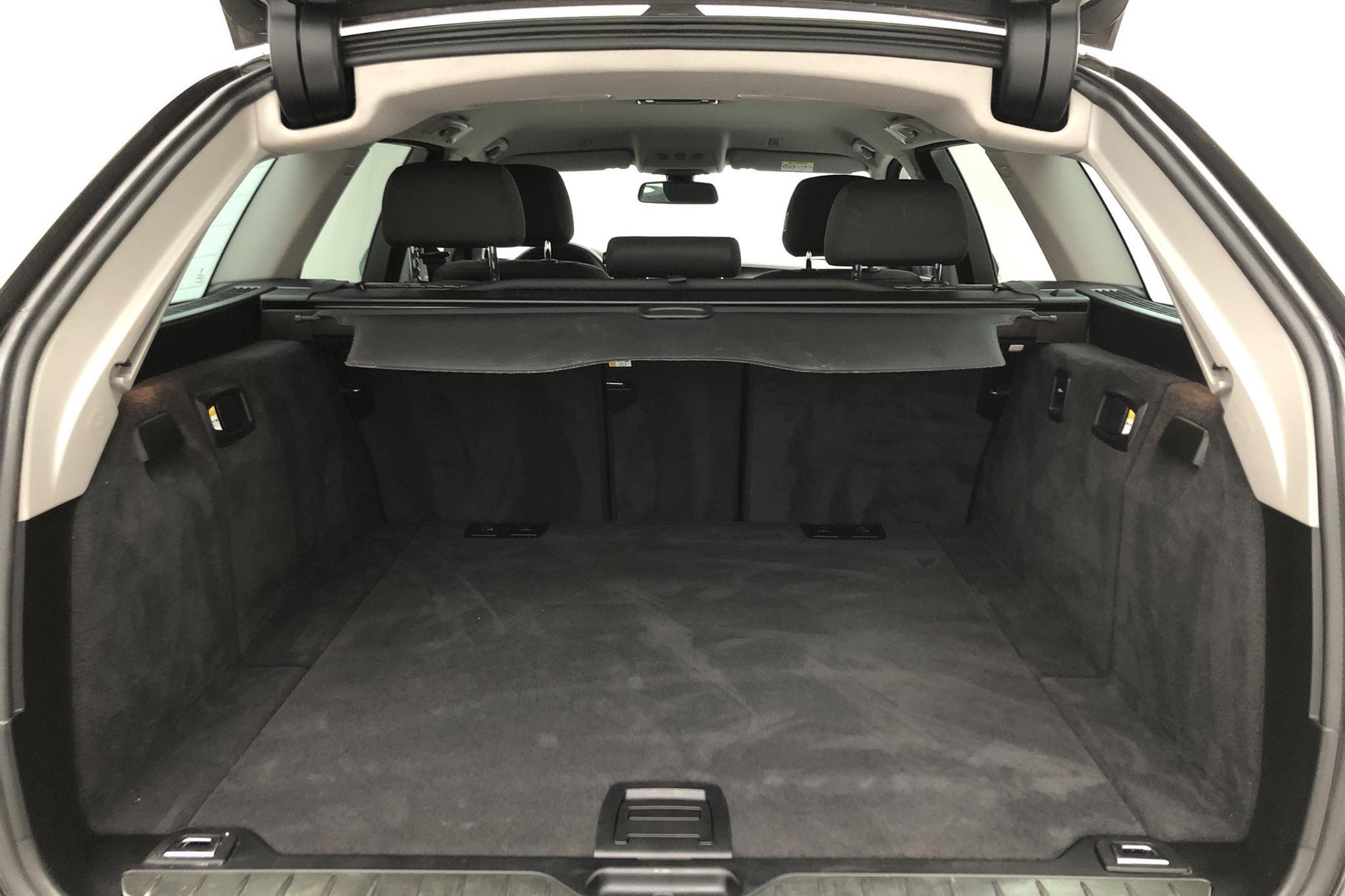 BMW 525d xDrive Touring, F11 (218hk) - 6 960 mil - Automat - brun - 2014