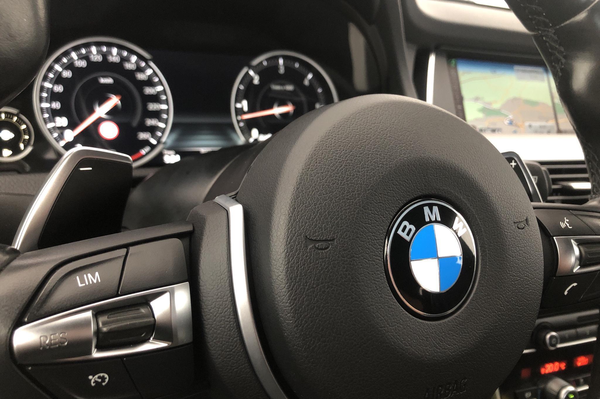 BMW 530d GT xDrive, F07 (258hk) - 71 030 km - Automatic - gray - 2016