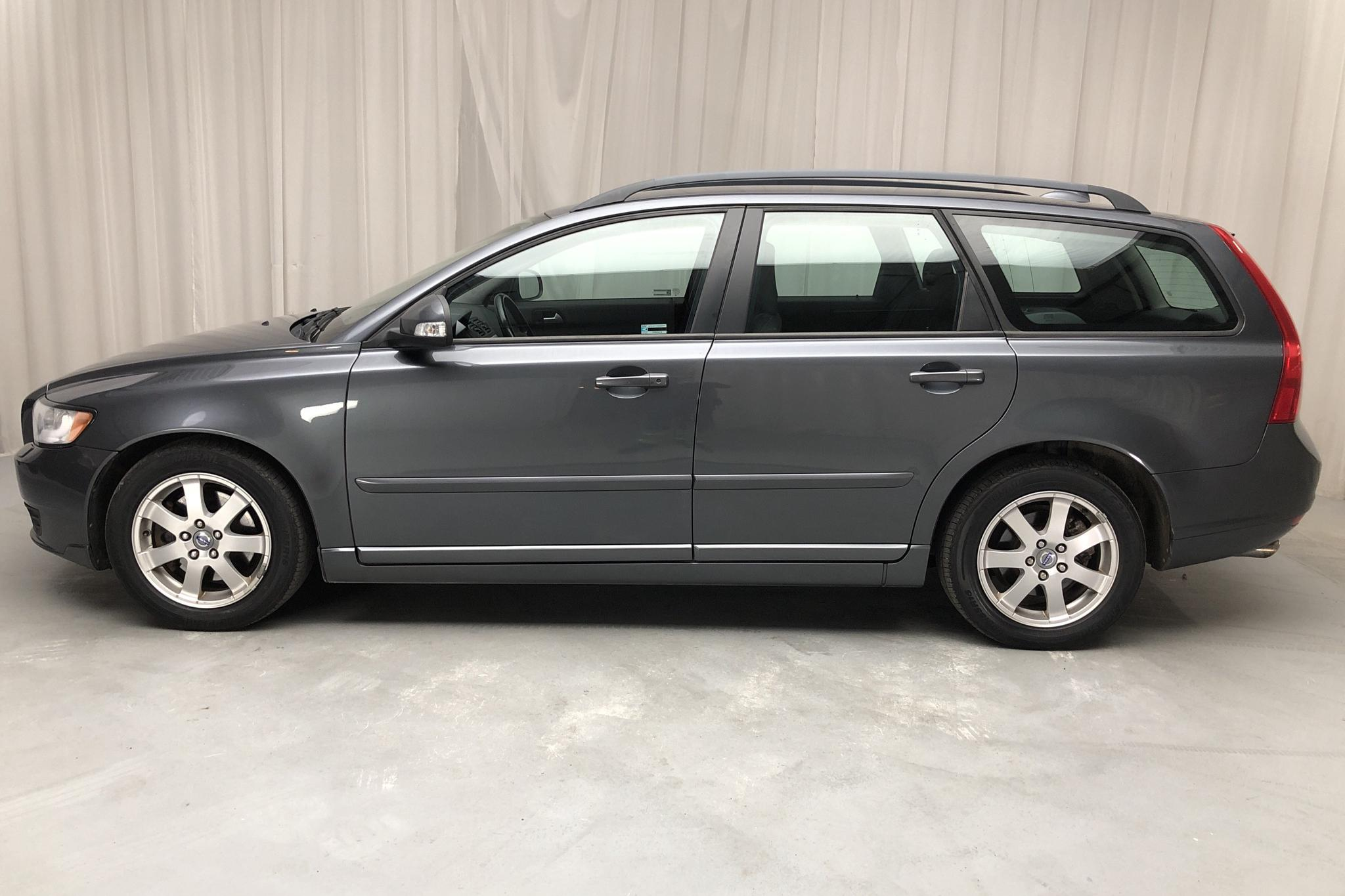 Volvo V50 D4 (177hk) - 20 483 mil - Automat - grå - 2011