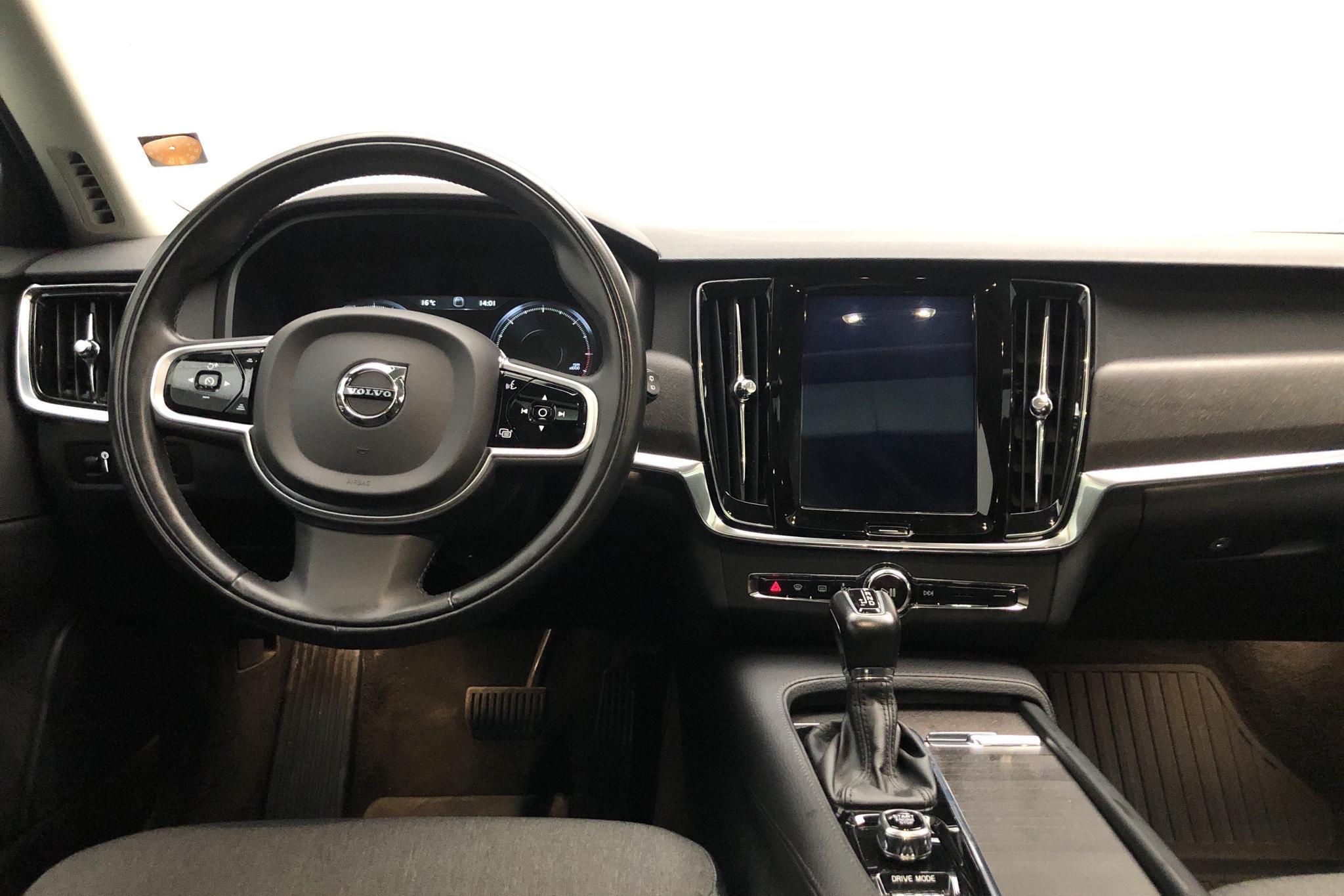 Volvo V90 D4 Cross Country AWD (190hk) - 4 315 mil - Automat - Dark Blue - 2019