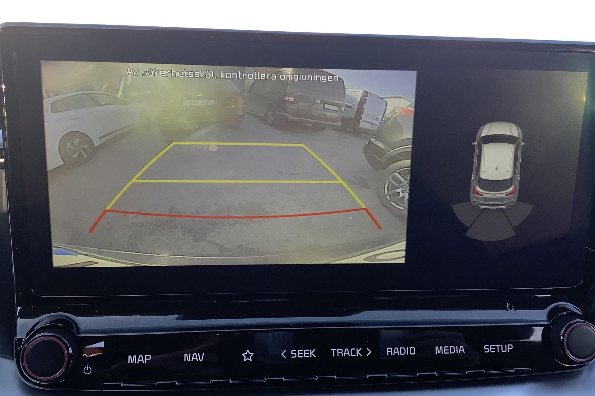 KIA XCeed 1.4 T-GDi 5dr (140hk) - 3 780 mil - Automat - svart - 2020