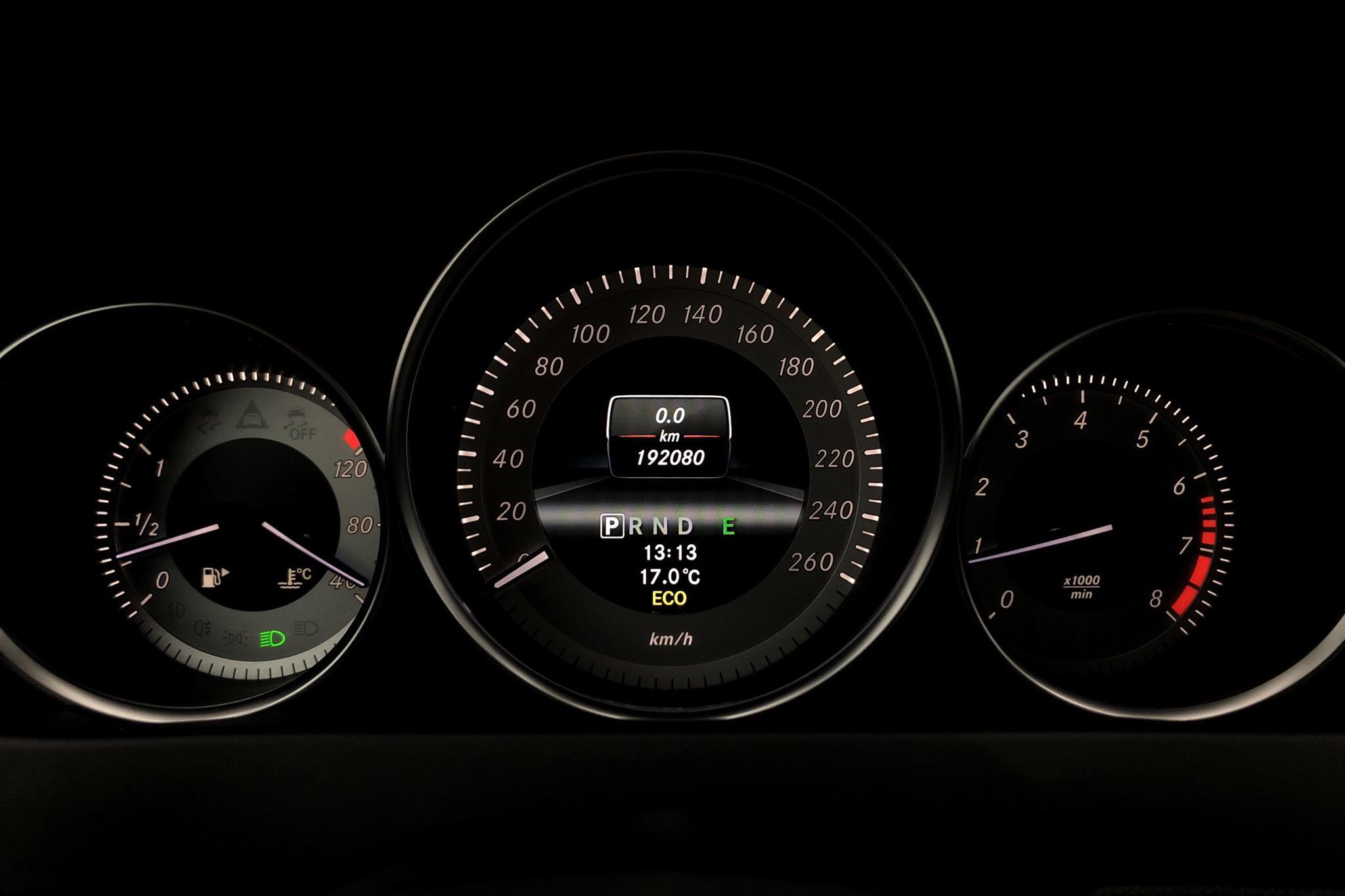 Mercedes C 180 Kombi S204 (156hk) - 19 208 mil - Automat - vit - 2013