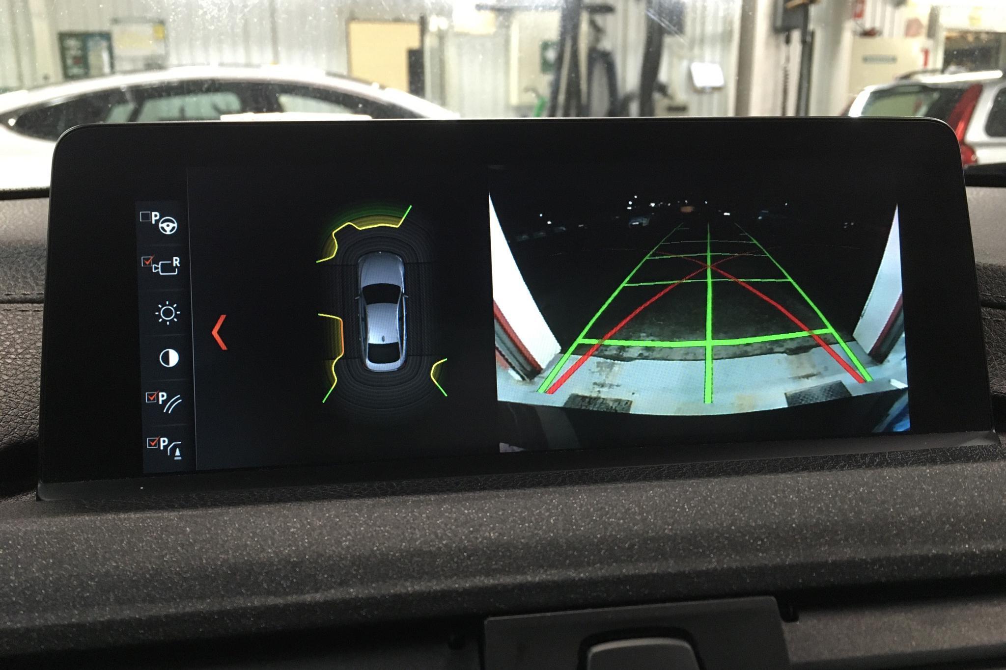 BMW 420d xDrive Gran Coupé, F36 (190hk) - 88 540 km - Automatic - black - 2018