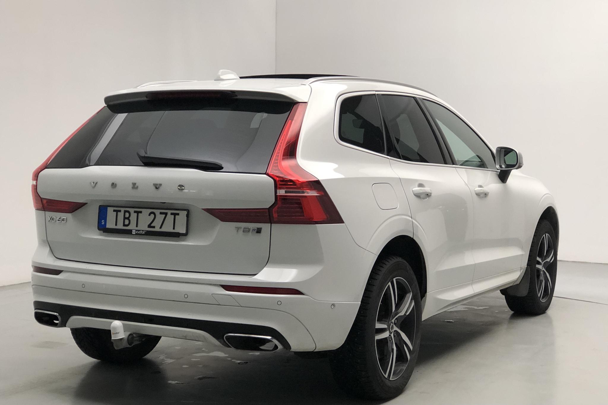 Volvo XC60 T8 AWD Twin Engine (390hk) - 102 120 km - Automatic - white - 2019