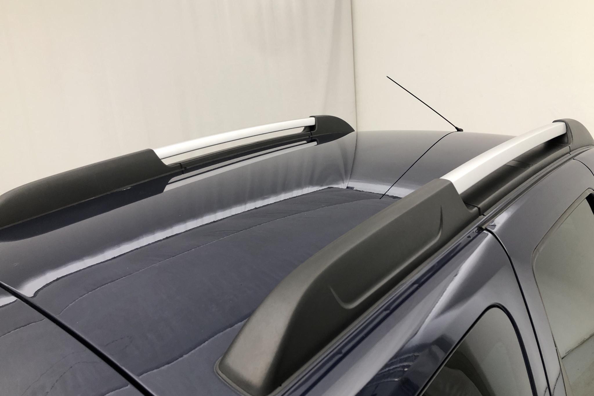 Dacia Duster 1.6 4x2 (105hk) - 11 843 mil - Manuell - blå - 2013