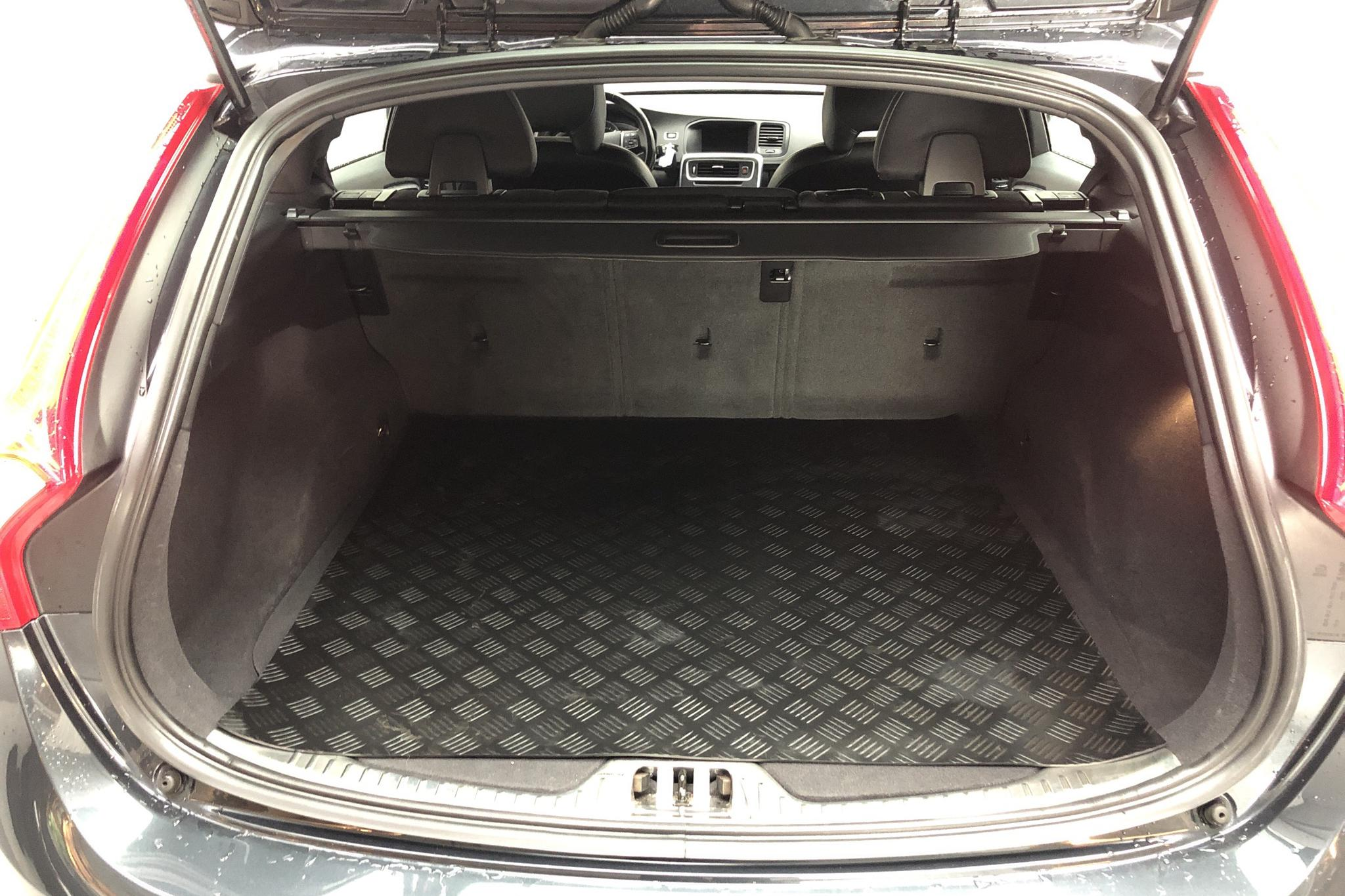 Volvo V60 D4 (190hk) - 69 020 km - Automatic - gray - 2018