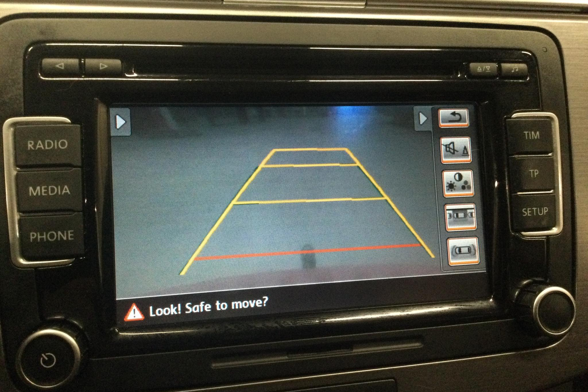 VW Passat 2.0 TDI BlueMotion Technology Variant 4Motion (177hk) - 19 738 mil - Automat - röd - 2014