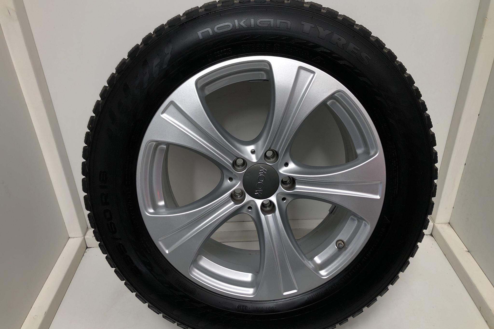 Mercedes GLC 250 4MATIC X253 (211hk) - 5 585 mil - Automat - Dark Blue - 2019