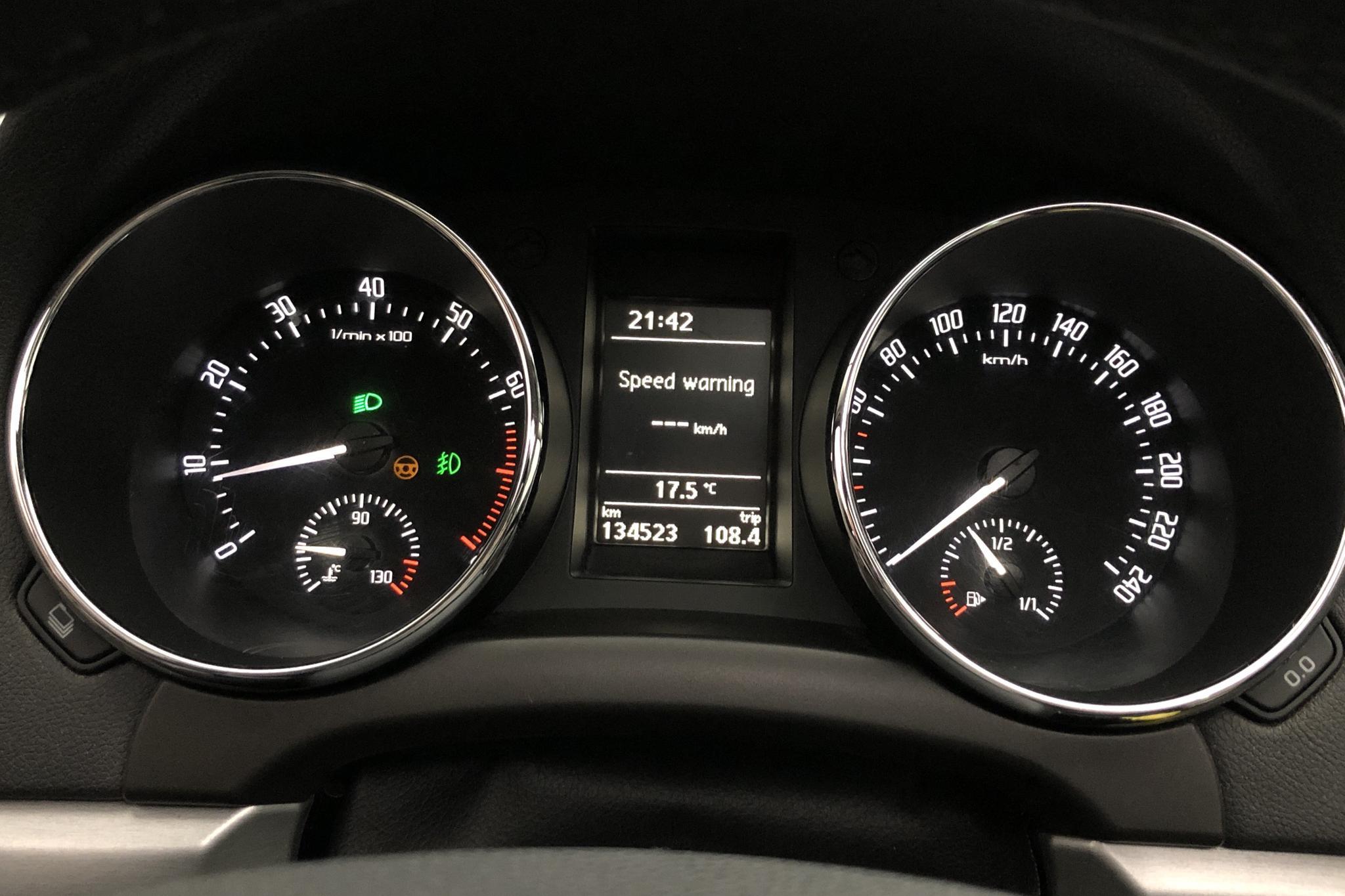 Skoda Yeti 1.8 TSI 4X4 (160hk) - 13 452 mil - Manuell - vit - 2010