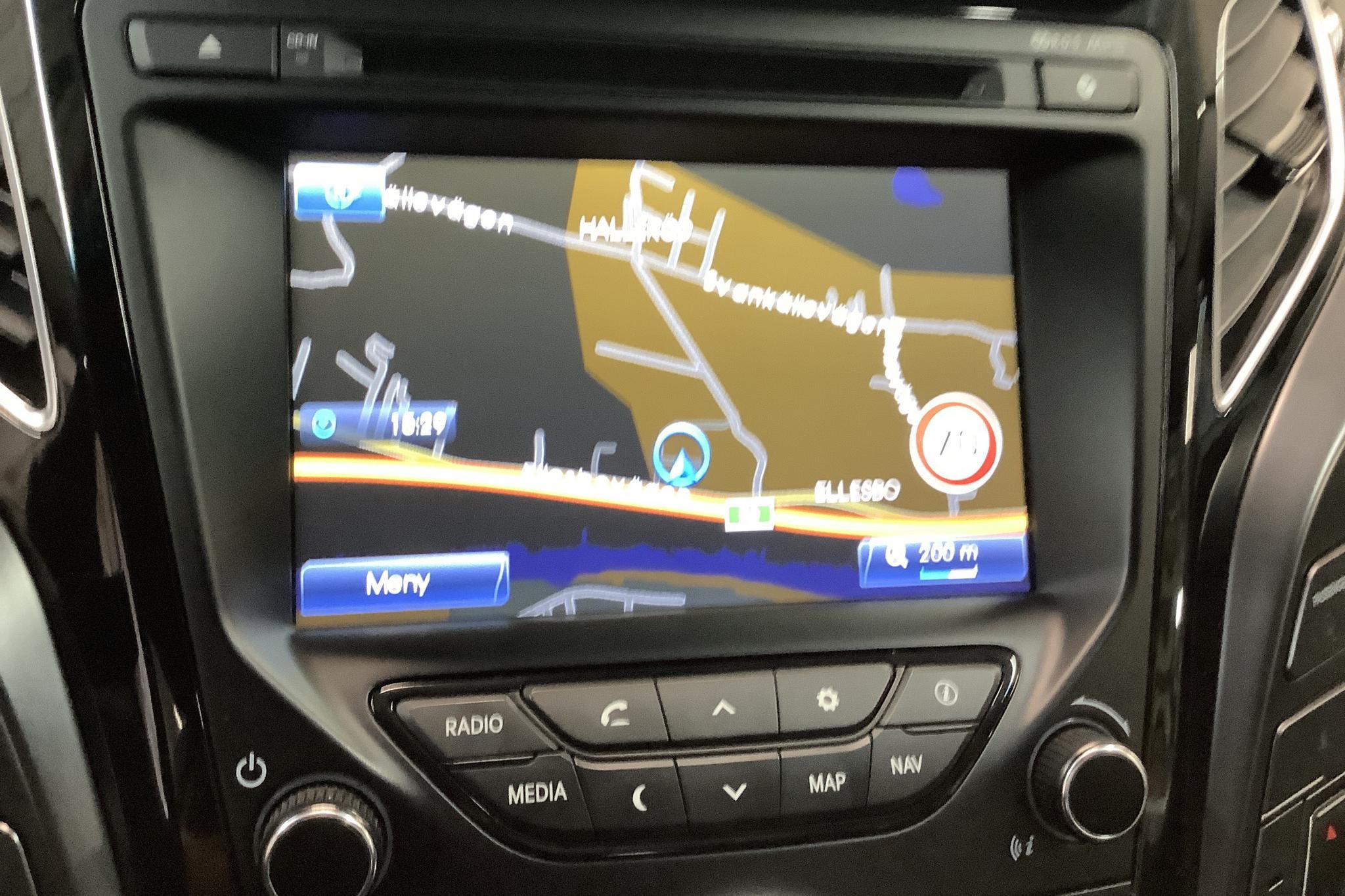 Hyundai i40 1.7 CRDi Kombi (136hk) - 29 910 mil - Manuell - blå - 2013