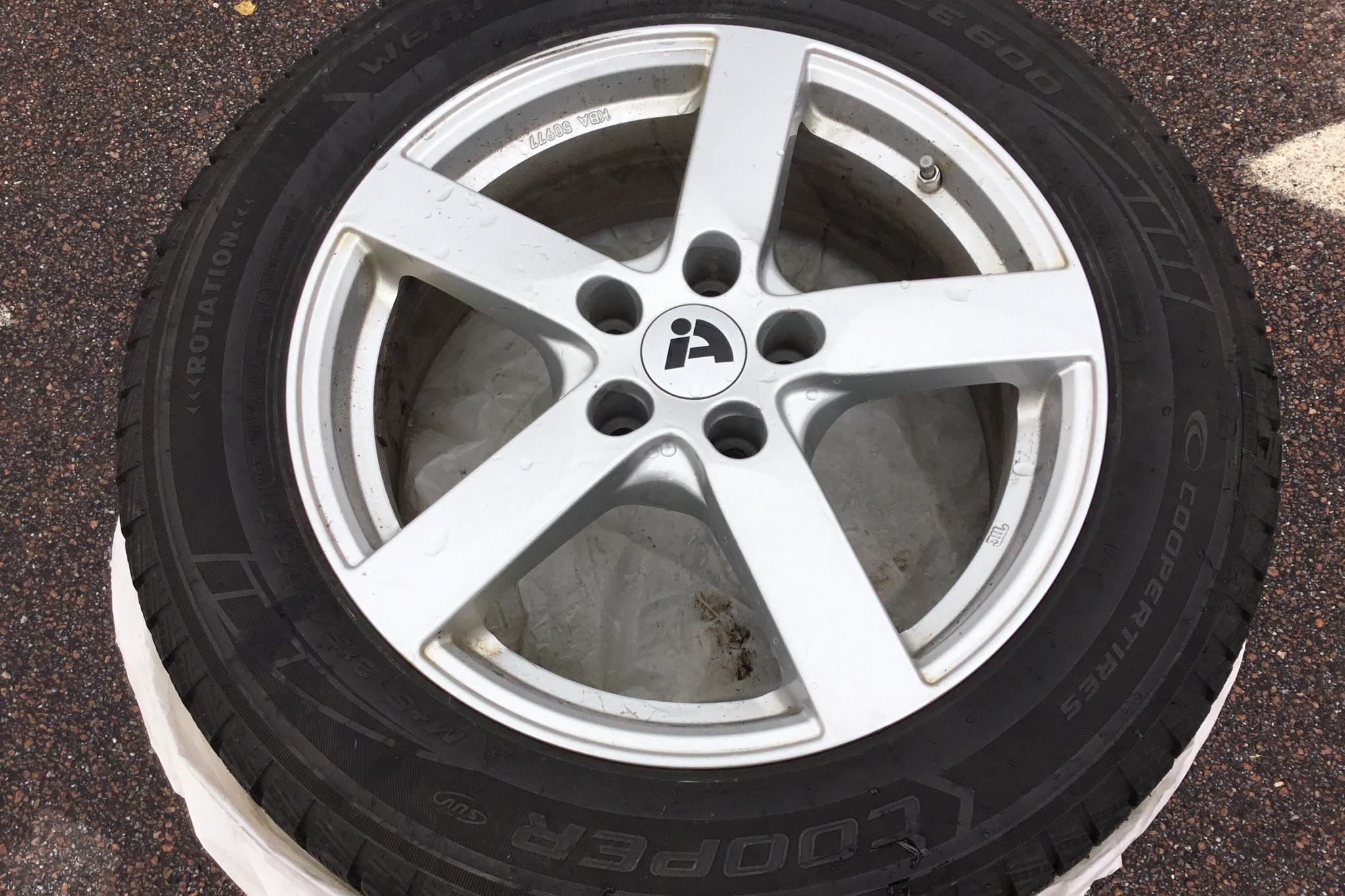 Nissan Qashqai 1.5 dCi (110hk) - 90 620 km - Manual - white - 2016