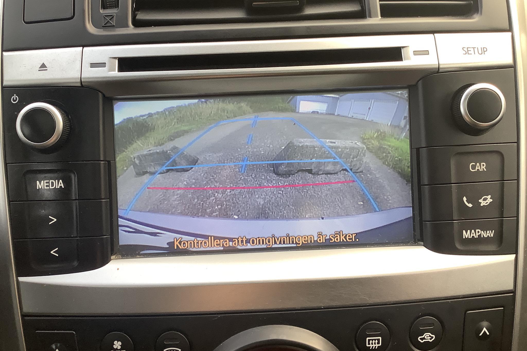 Toyota Verso 1.6 D-4D DPF (112hk) - 105 380 km - Manual - brown - 2014