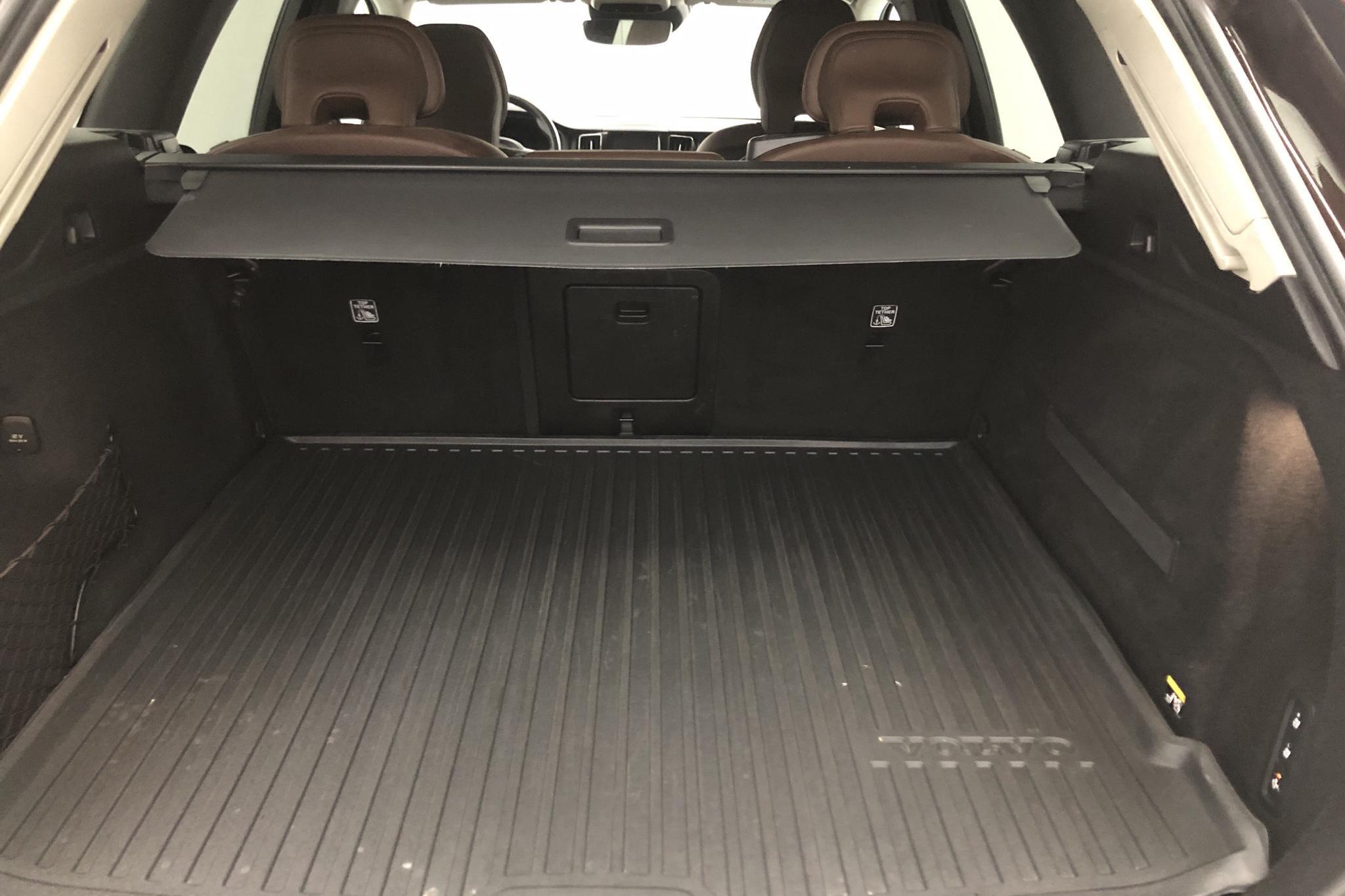 Volvo XC60 D4 AWD (190hk) - 71 180 km - Automatic - Dark Brown - 2019