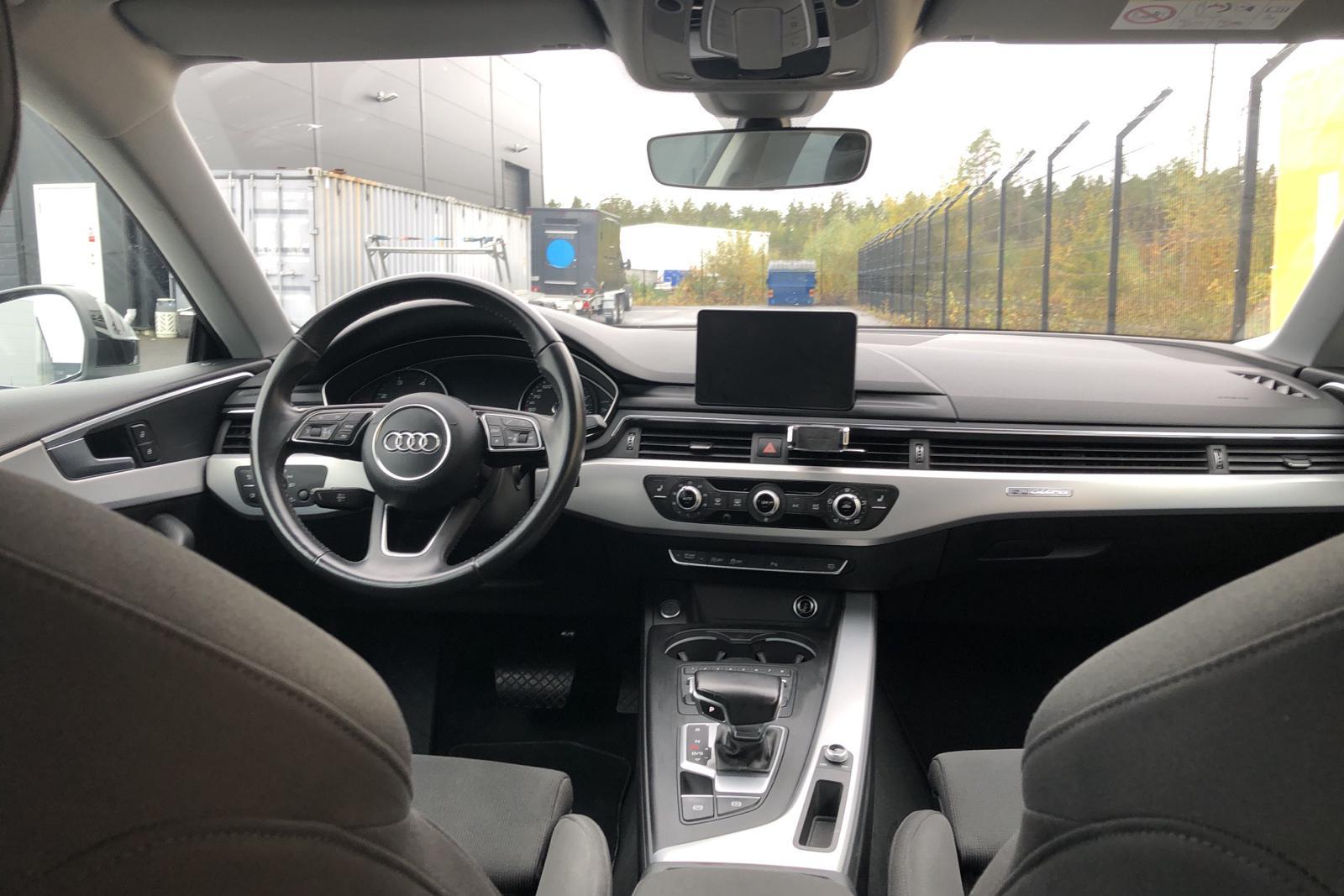 Audi A5 2.0 TDI Sportback quattro (190hk) - 71 640 km - Automatic - black - 2017