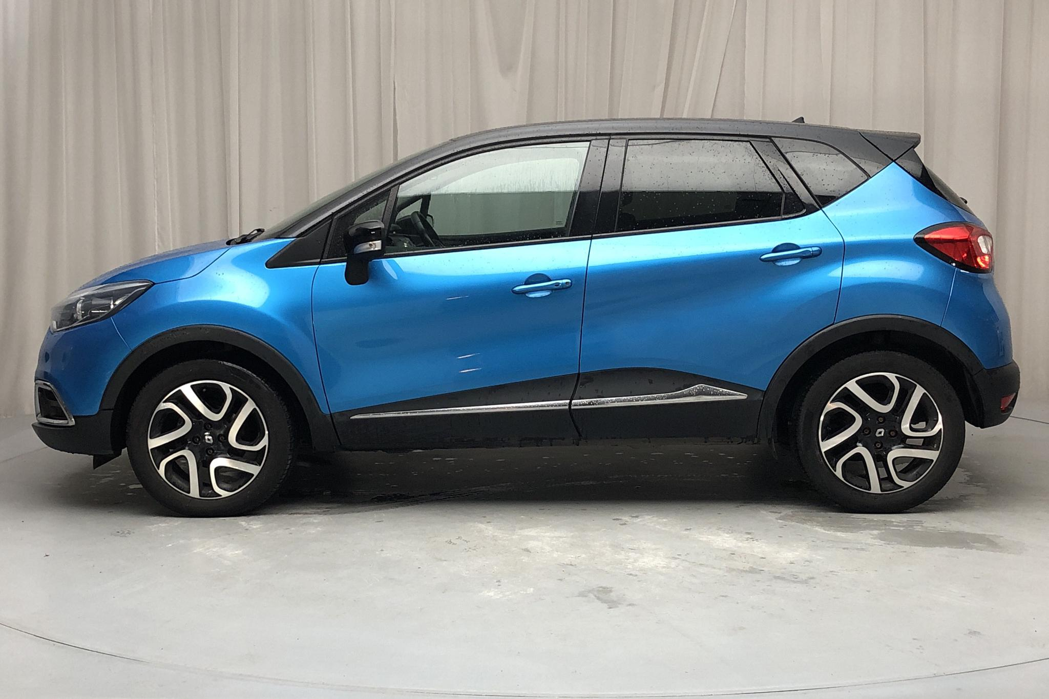Renault Captur 0.9 TCe (90hk) - 9 631 mil - Manuell - 2015