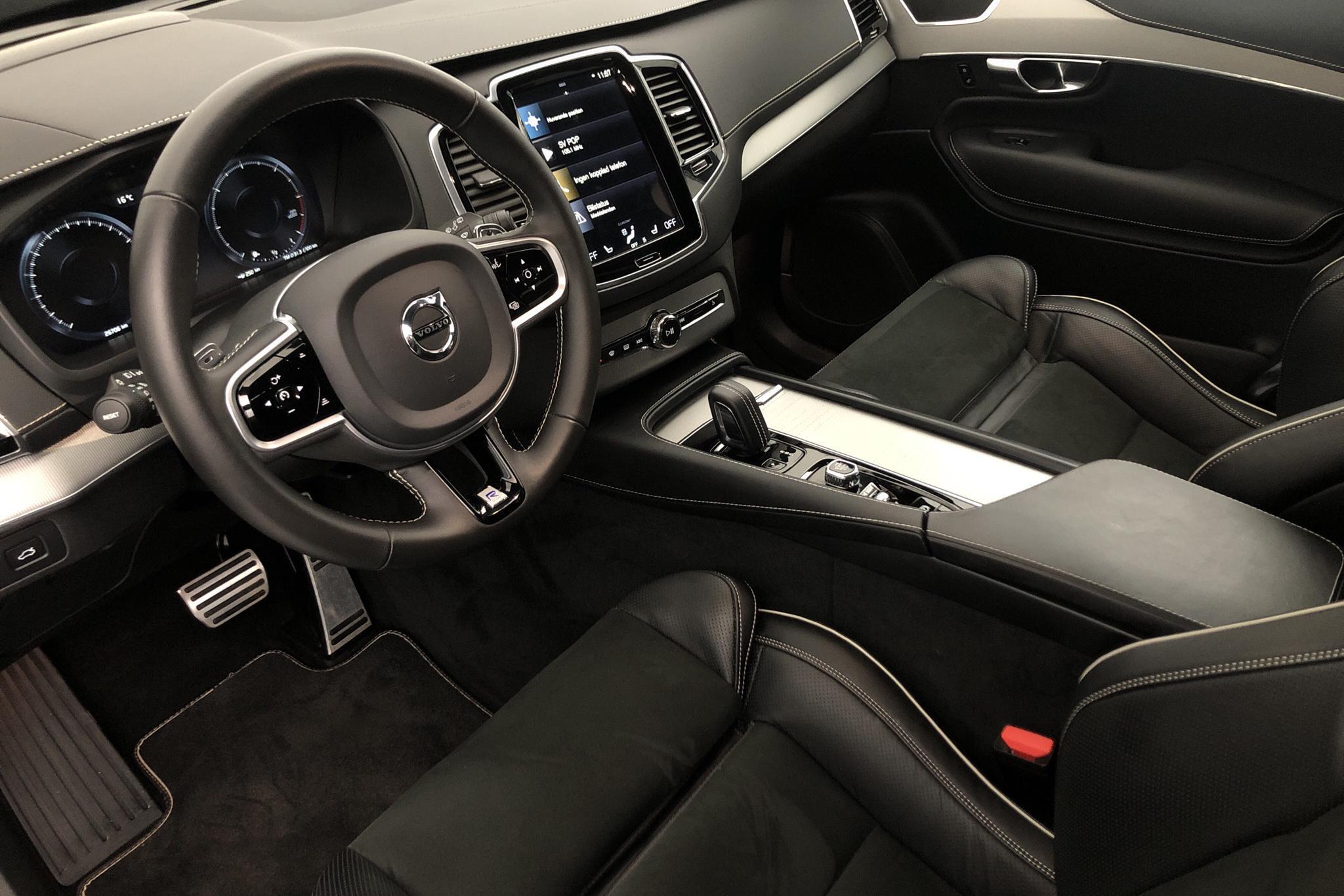 Volvo XC90 B5 AWD (235hk) - 26 710 km - Automatic - black - 2020