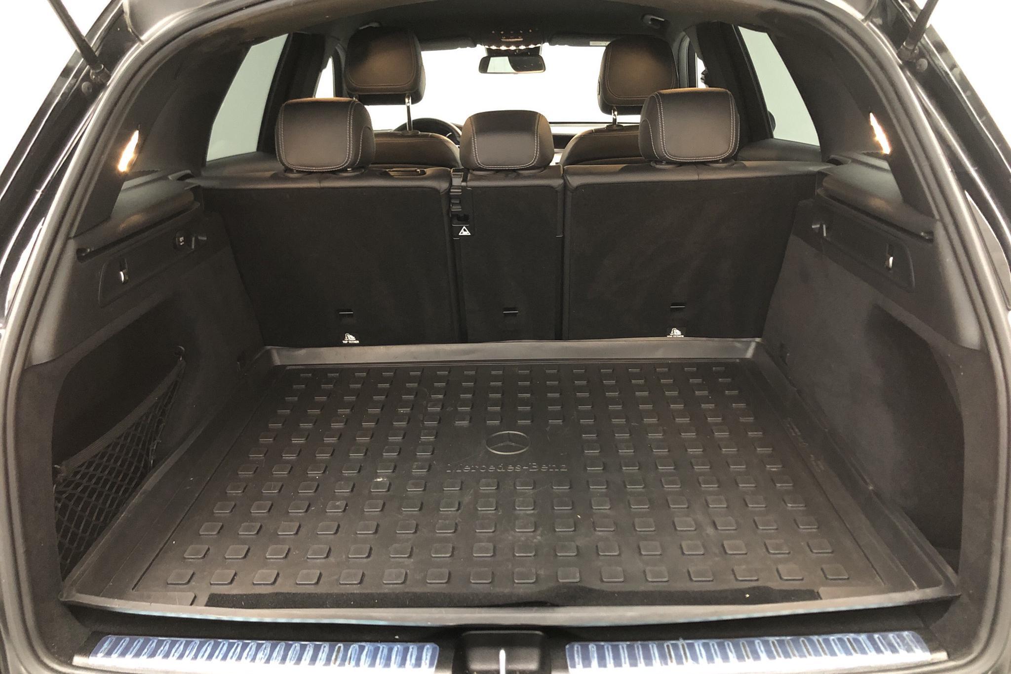 Mercedes GLC 220 d 4MATIC X253 (170hk) - 77 800 km - Automatic - black - 2018