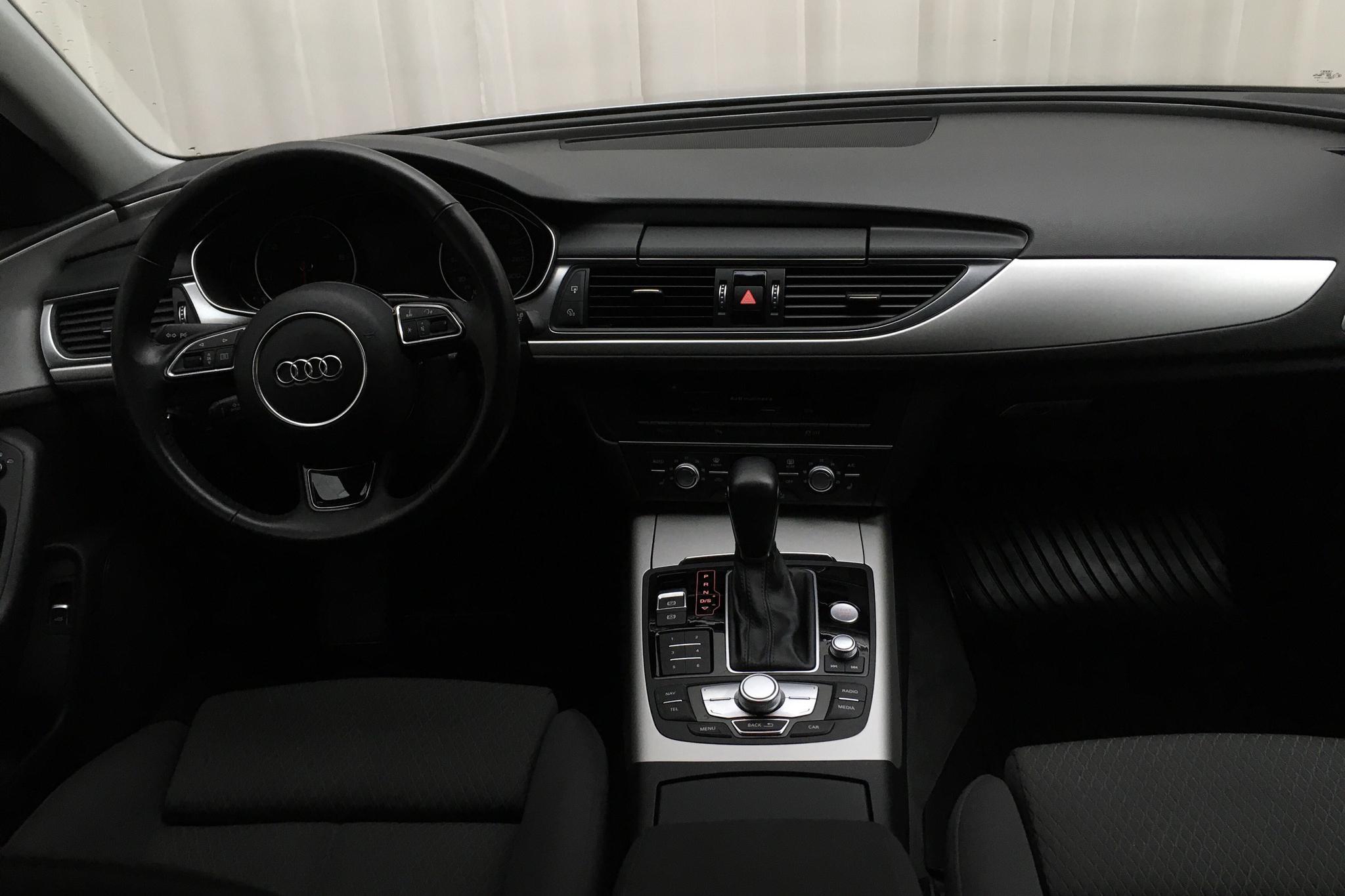Audi A6 2.0 TDI Avant (190hk) - 16 310 km - Automatic - gray - 2017