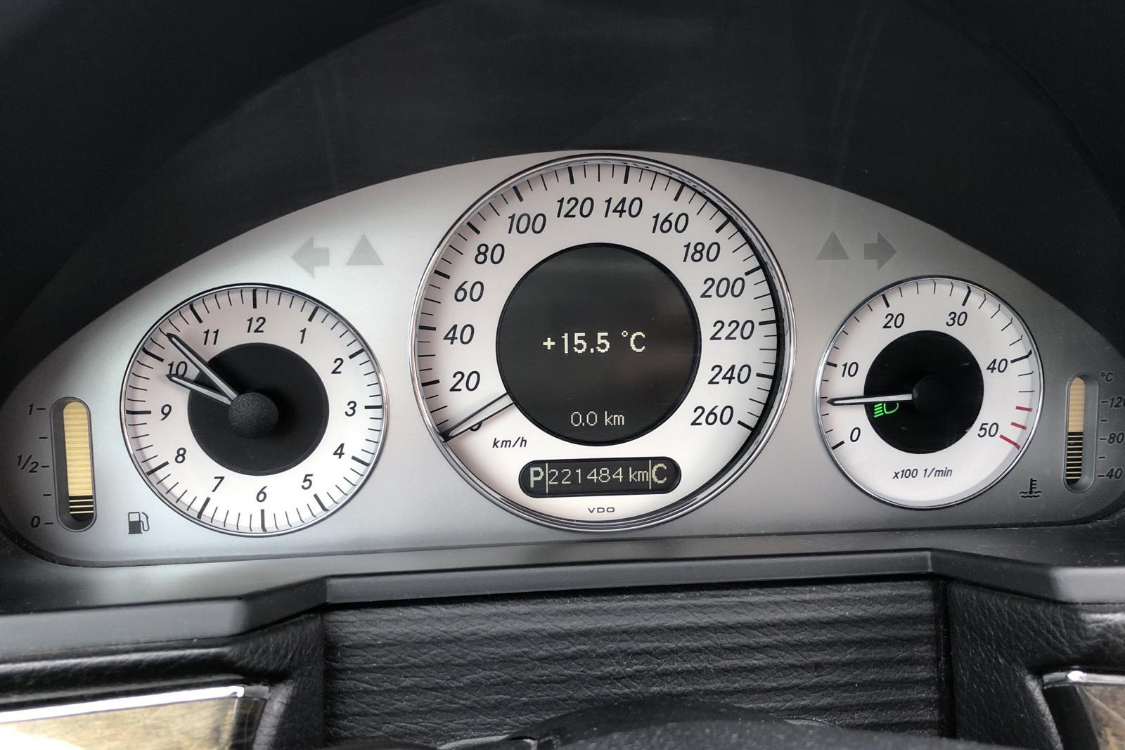 Mercedes E 320 CDI 4Matic Kombi W211 (224hk) - 22 148 mil - Automat - grå - 2007