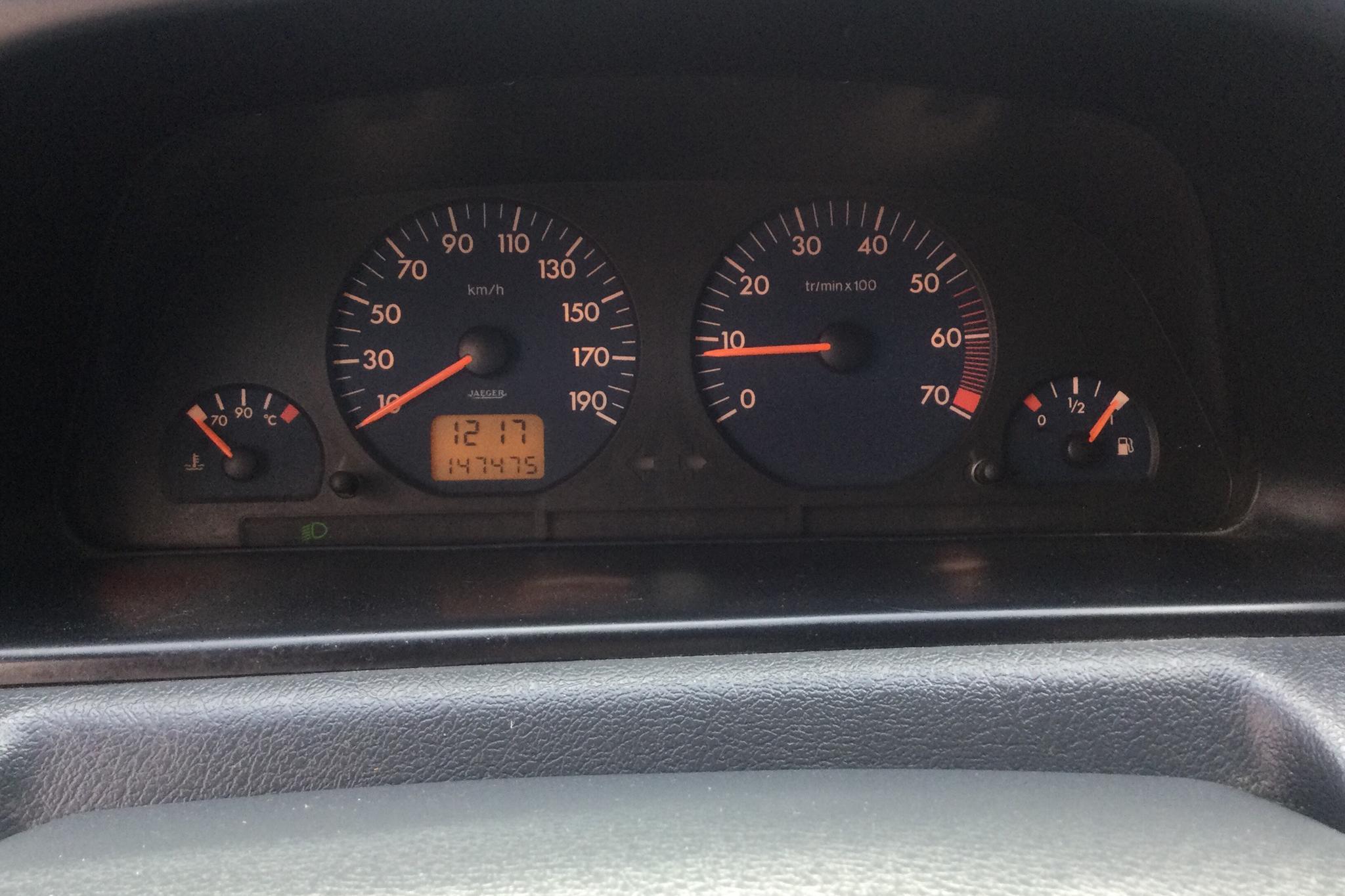 Fiat Scudo 2.0 JTD Skåp (109hk) - 14 747 mil - Manuell - vit - 2006
