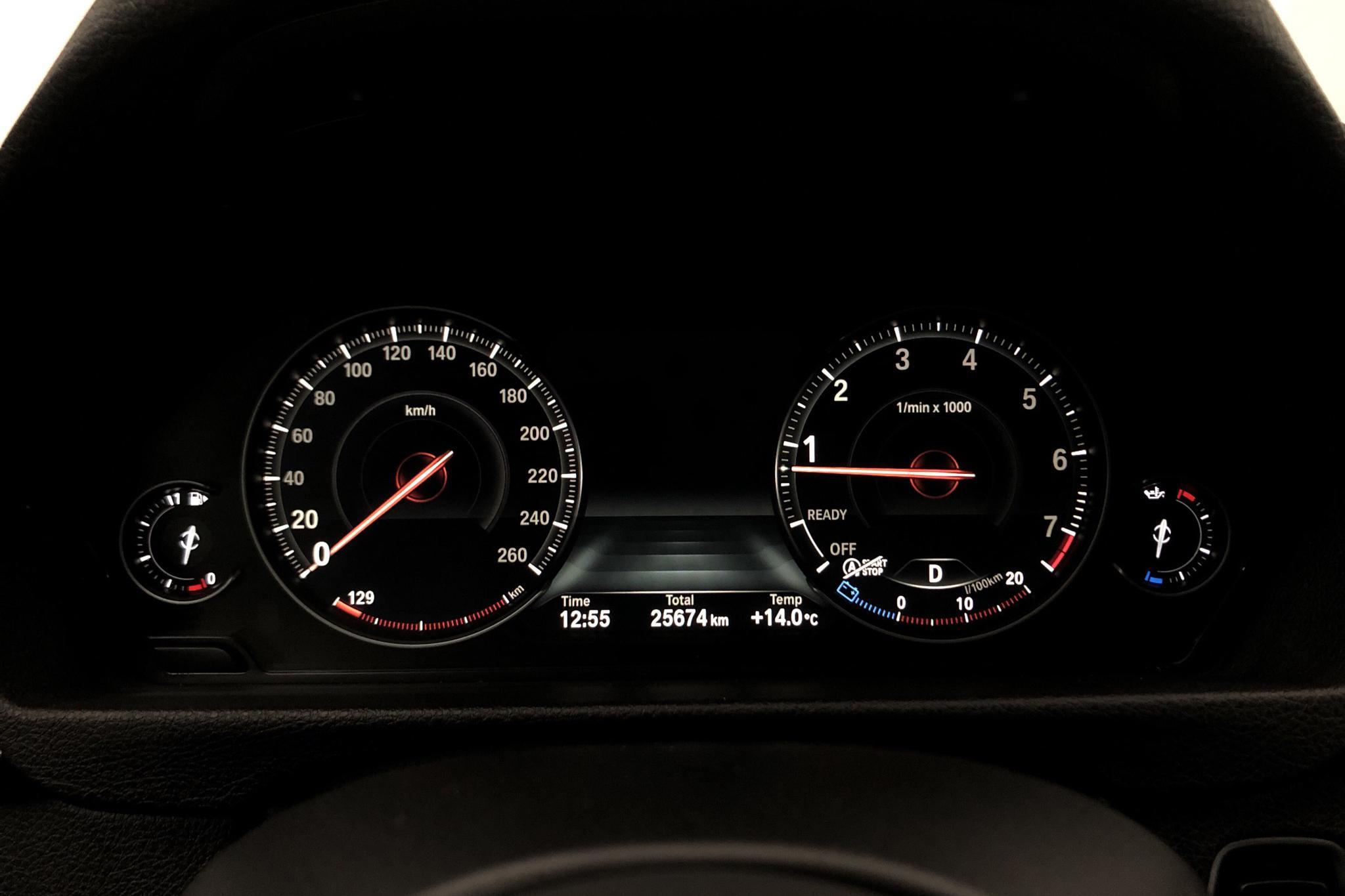 BMW 330i GT xDrive, F34 (252hk) - 2 568 mil - Automat - silver - 2019