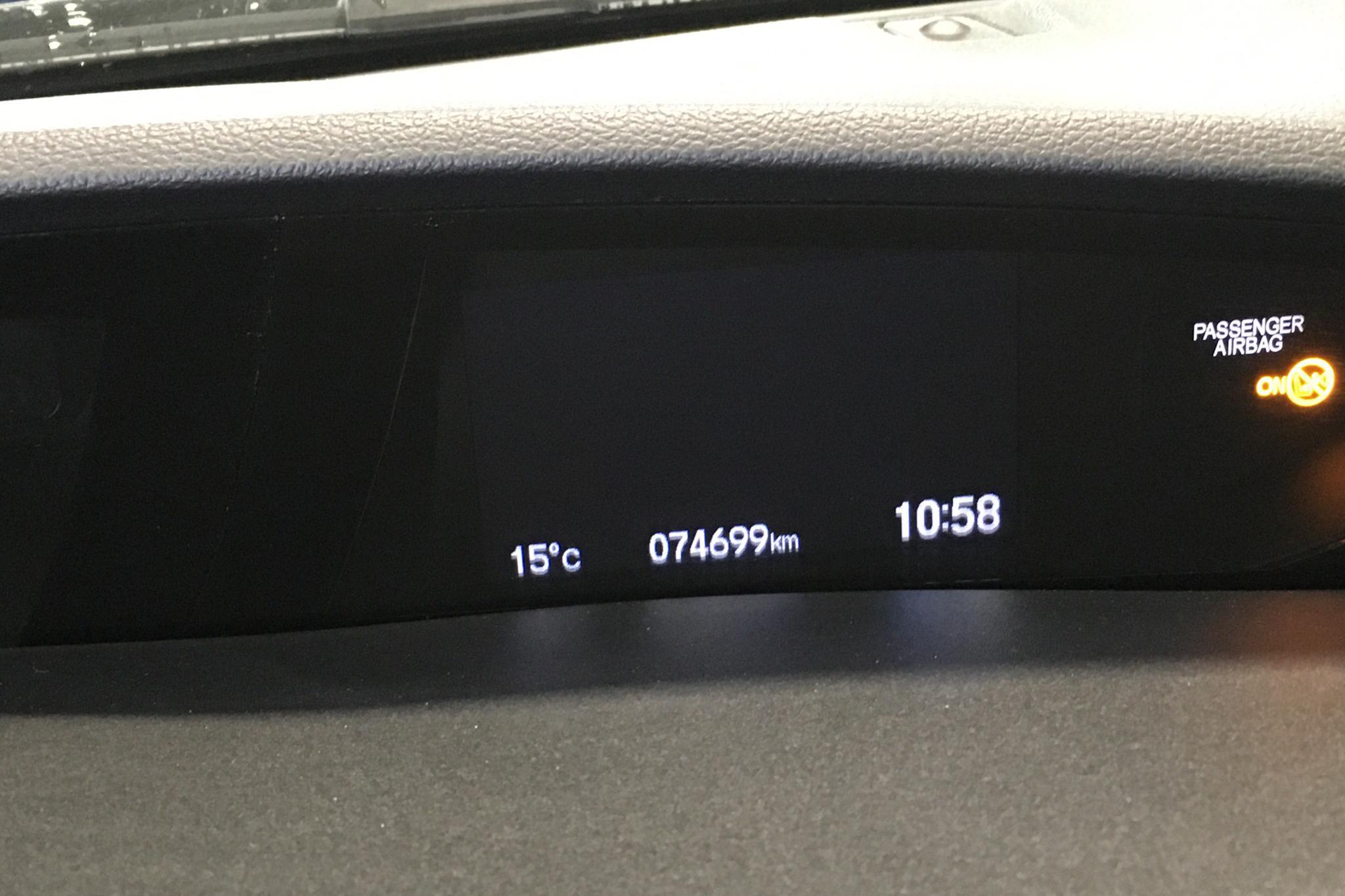 Honda Civic Type R (311hk) - 7 469 mil - Manuell - svart - 2015