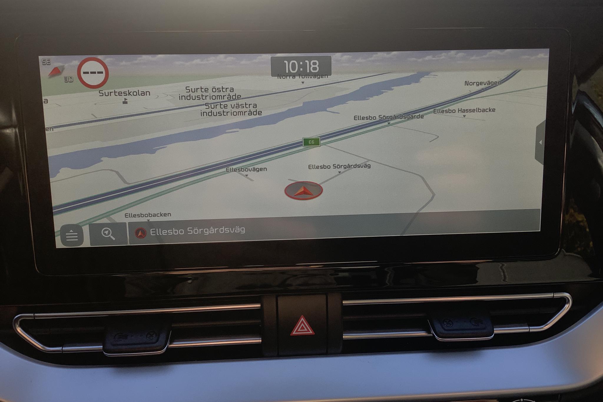 KIA Niro Plug-in Hybrid 1.6 LCI (141hk) - 27 250 km - Automatic - blue - 2020