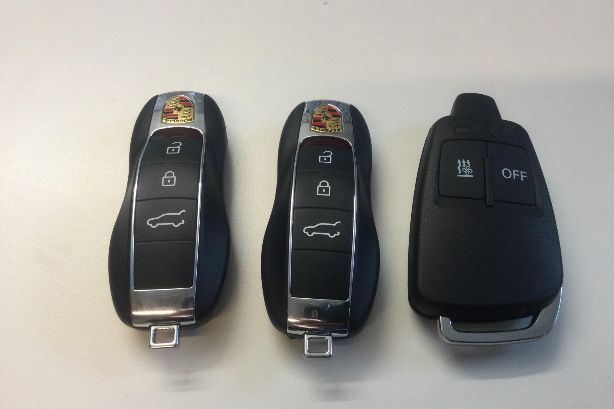 Porsche Macan S (354hk) - 416 mil - Automat - Dark Blue - 2020
