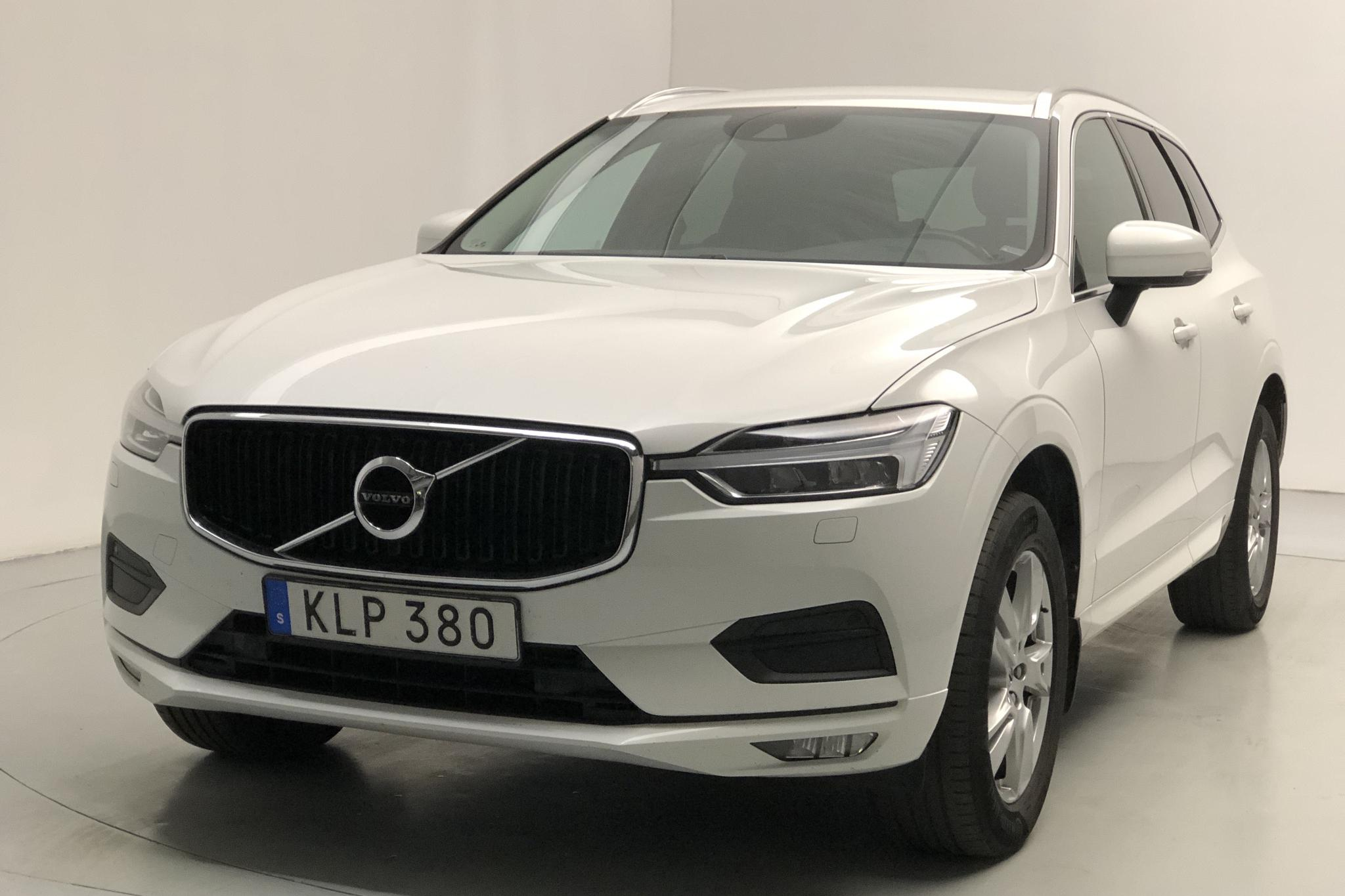Volvo XC60 D4 AWD (190hk) - 106 370 km - Automatic - white - 2018