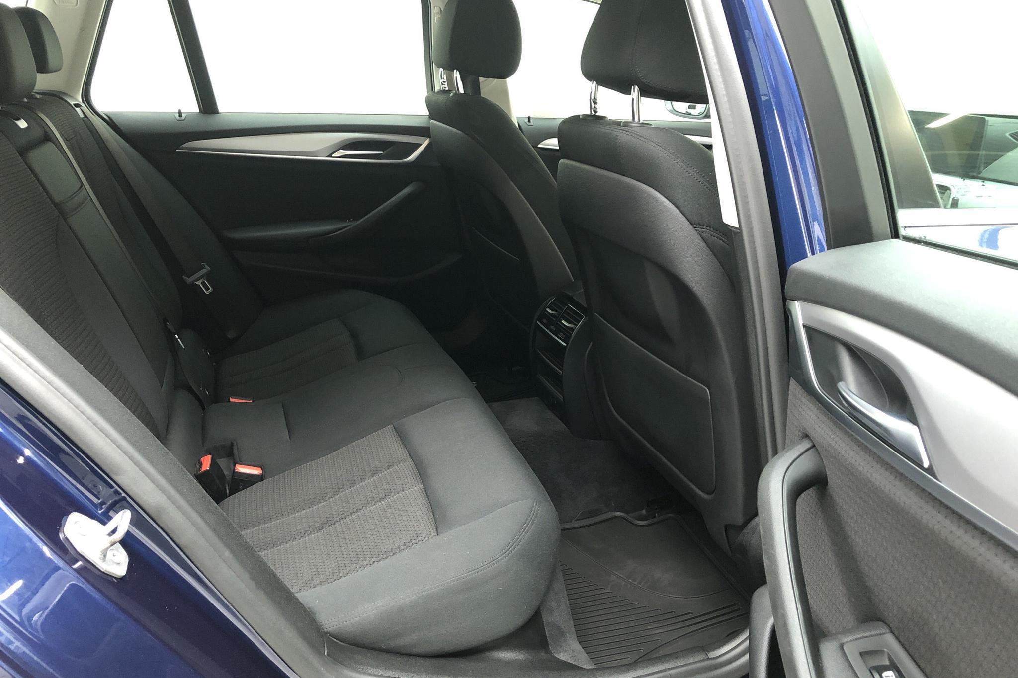 BMW 520d Touring, G31 (190hk) - 149 340 km - Automatic - blue - 2018
