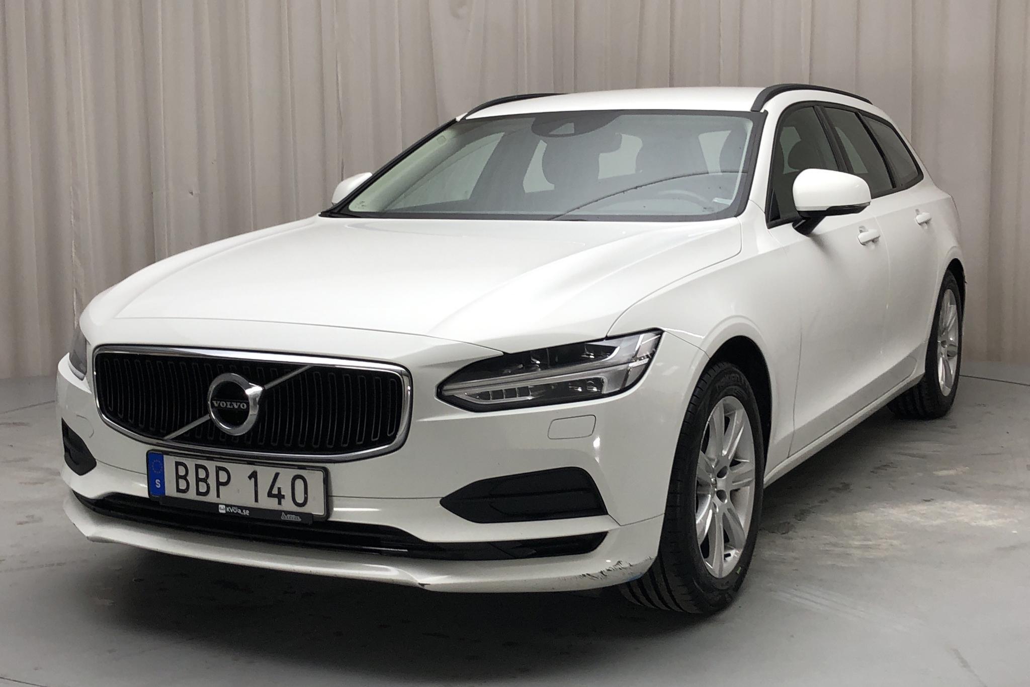Volvo V90 D3 (150hk) - 132 490 km - Automatic - white - 2018