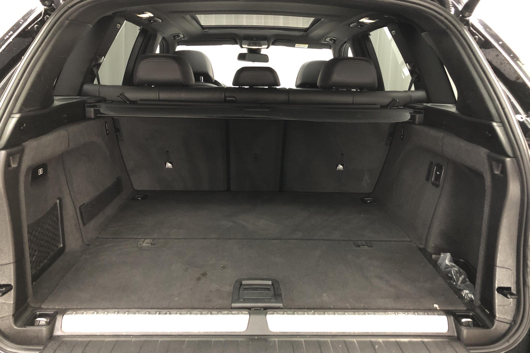 BMW X5 xDrive40e, F15 (245hk) - 55 950 km - Automatic - black - 2018