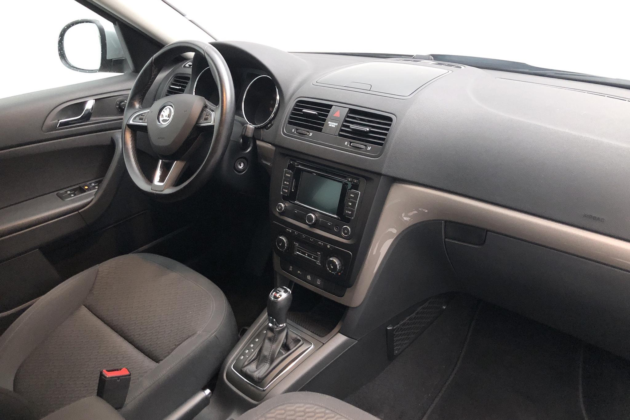Skoda Yeti 2.0 TDI 4X4 (140hk) - 86 190 km - Automatic - brown - 2014