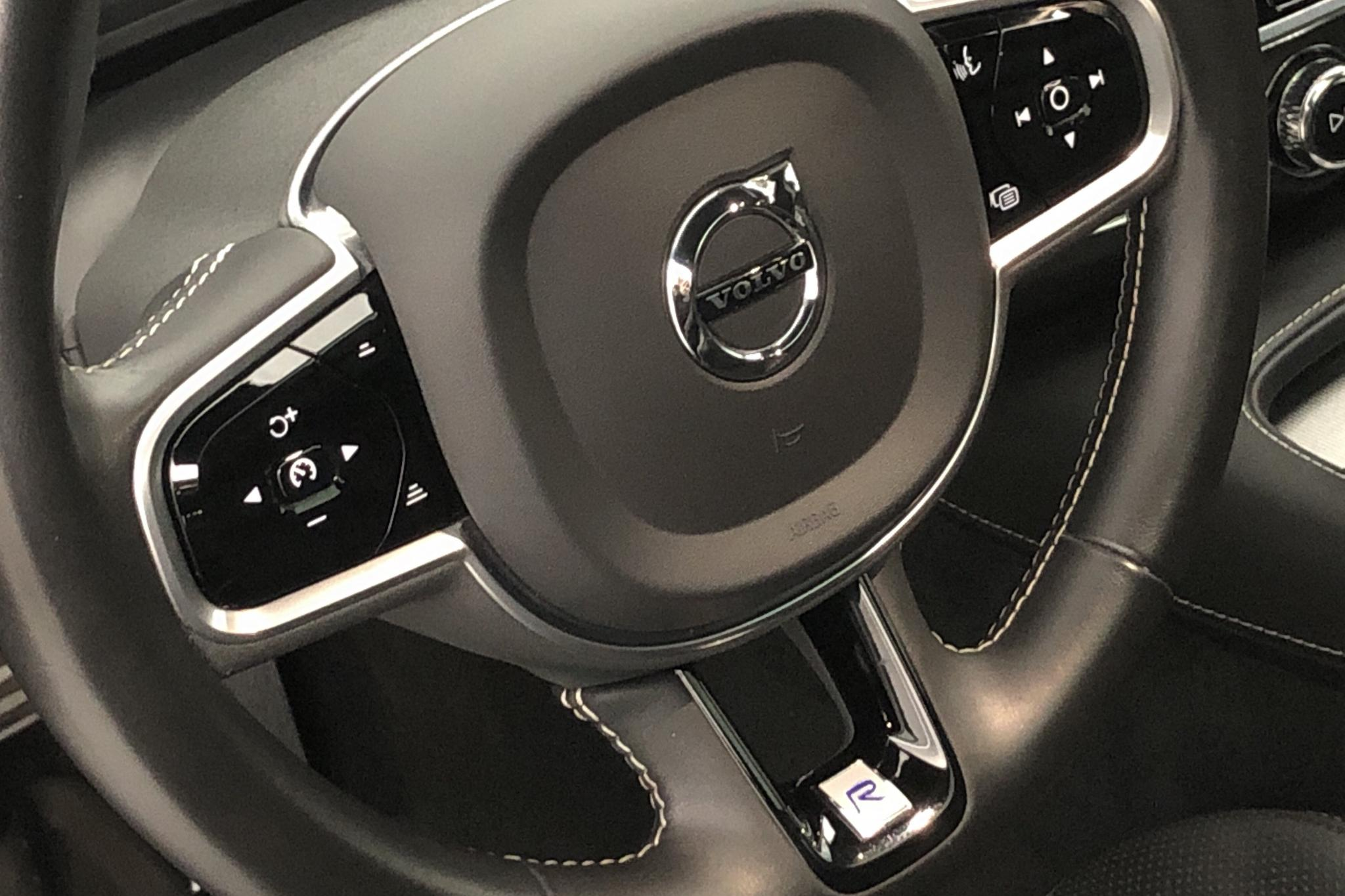 Volvo V90 D4 (190hk) - 68 120 km - Automatic - gray - 2020