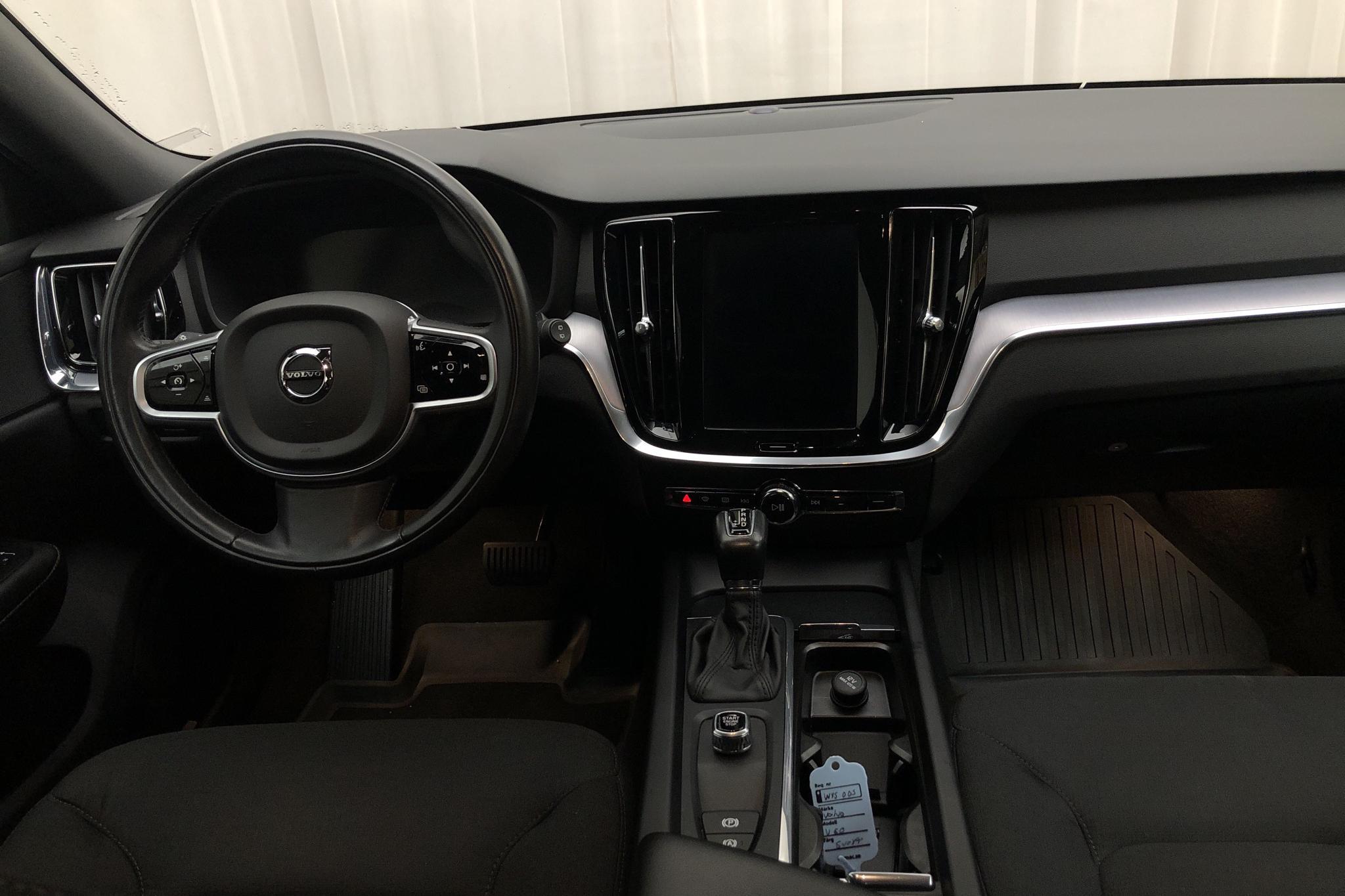 Volvo V60 D3 (150hk) - 11 538 mil - Automat - svart - 2019