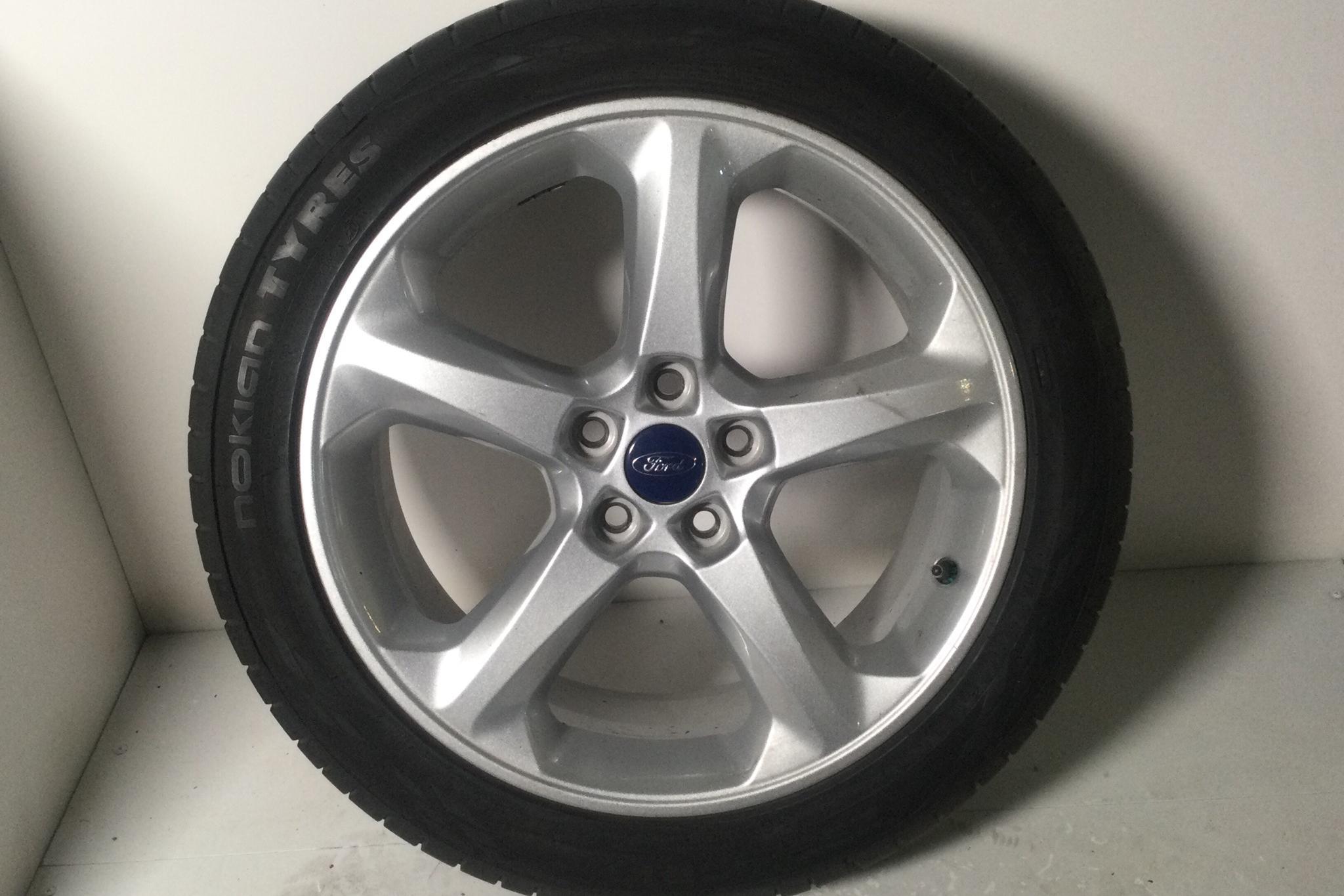 Ford Mondeo 2.0 TDCi Kombi (180hk) - 9 576 mil - Automat - svart - 2016