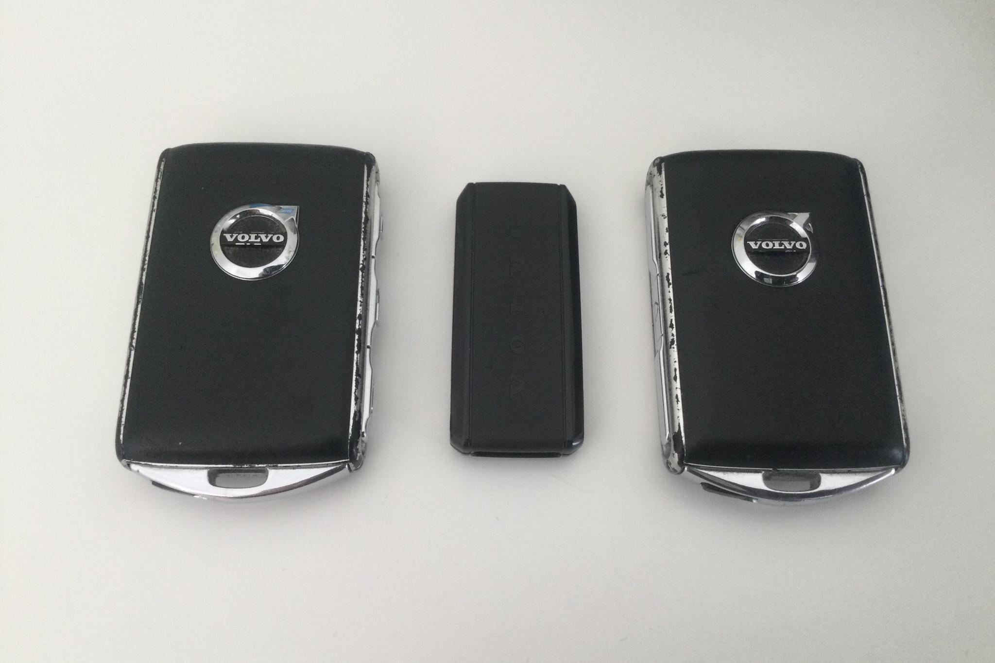 Volvo XC90 D5 AWD (235hk) - 236 820 km - Automatic - silver - 2017