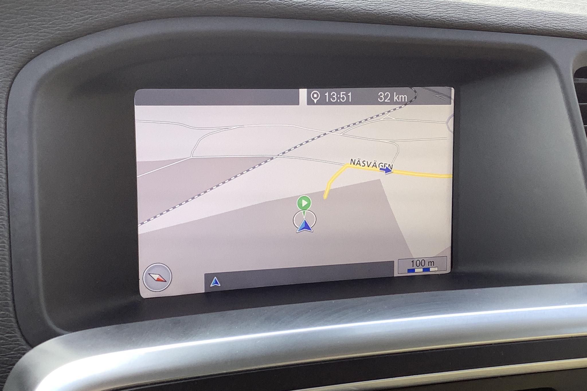Volvo V60 D3 (163hk) - 128 170 km - Automatic - black - 2012