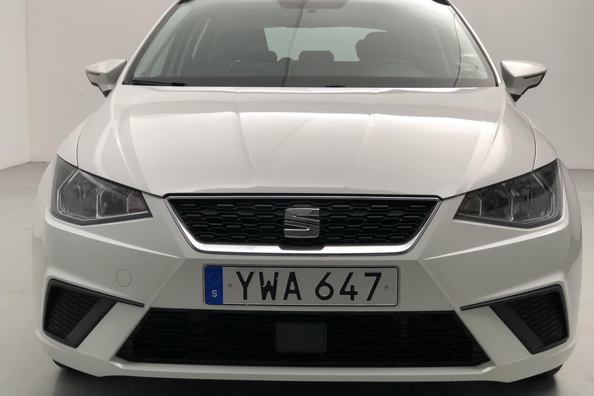 Seat Ibiza 1.0 TSI 5dr (95hk) - 7 533 mil - Manuell - vit - 2018
