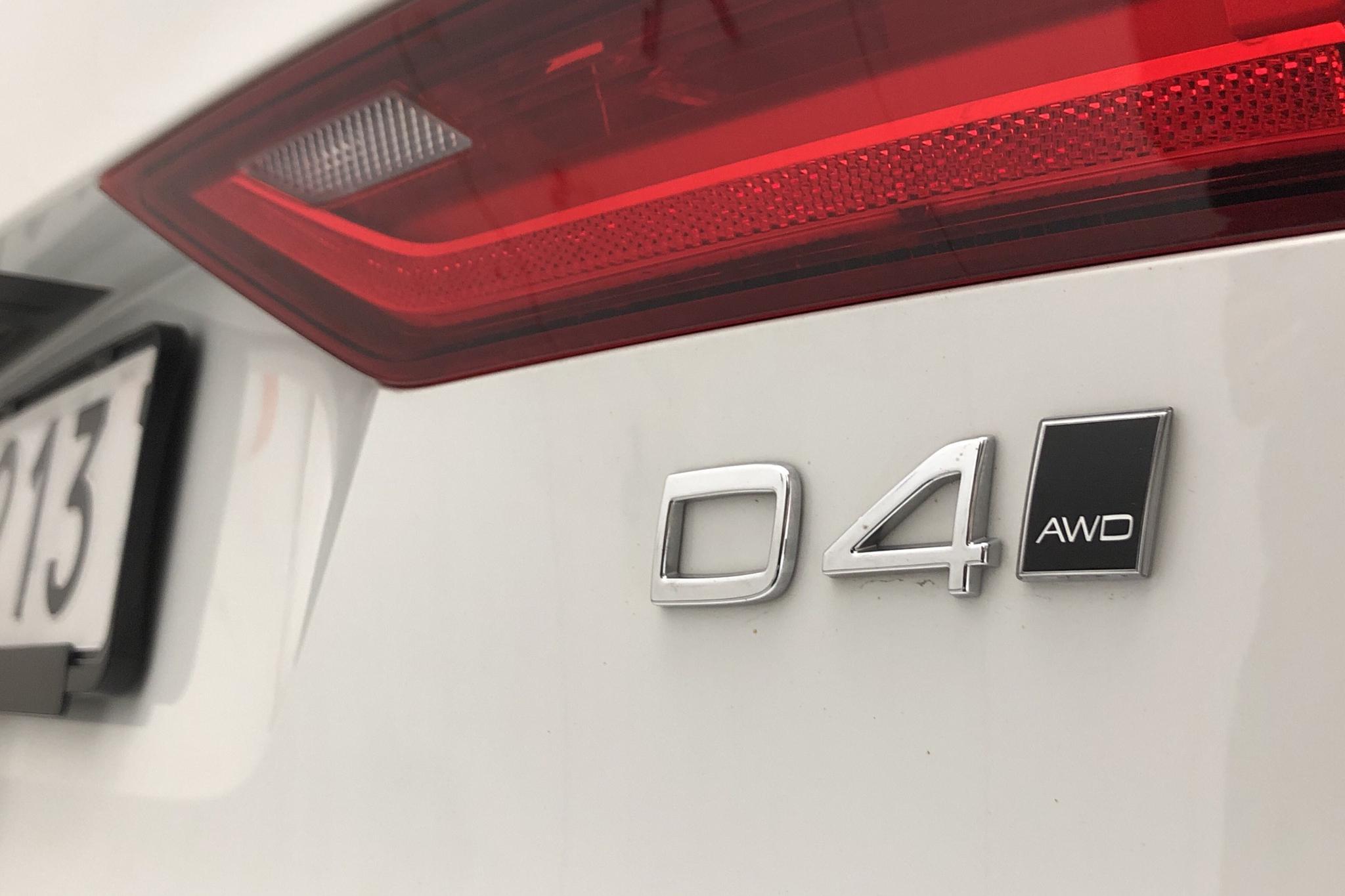 Volvo V90 D4 Cross Country AWD (190hk) - 101 800 km - Automatic - white - 2019
