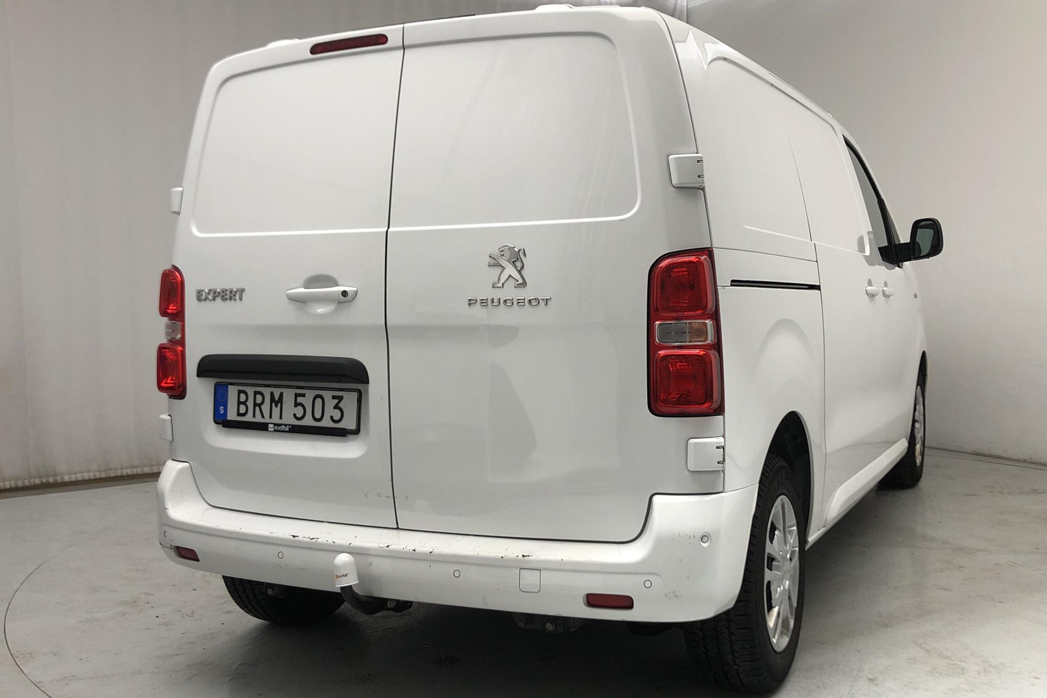 Peugeot Expert BlueHDi Skåp (120hk) - 3 149 mil - Manuell - vit - 2018