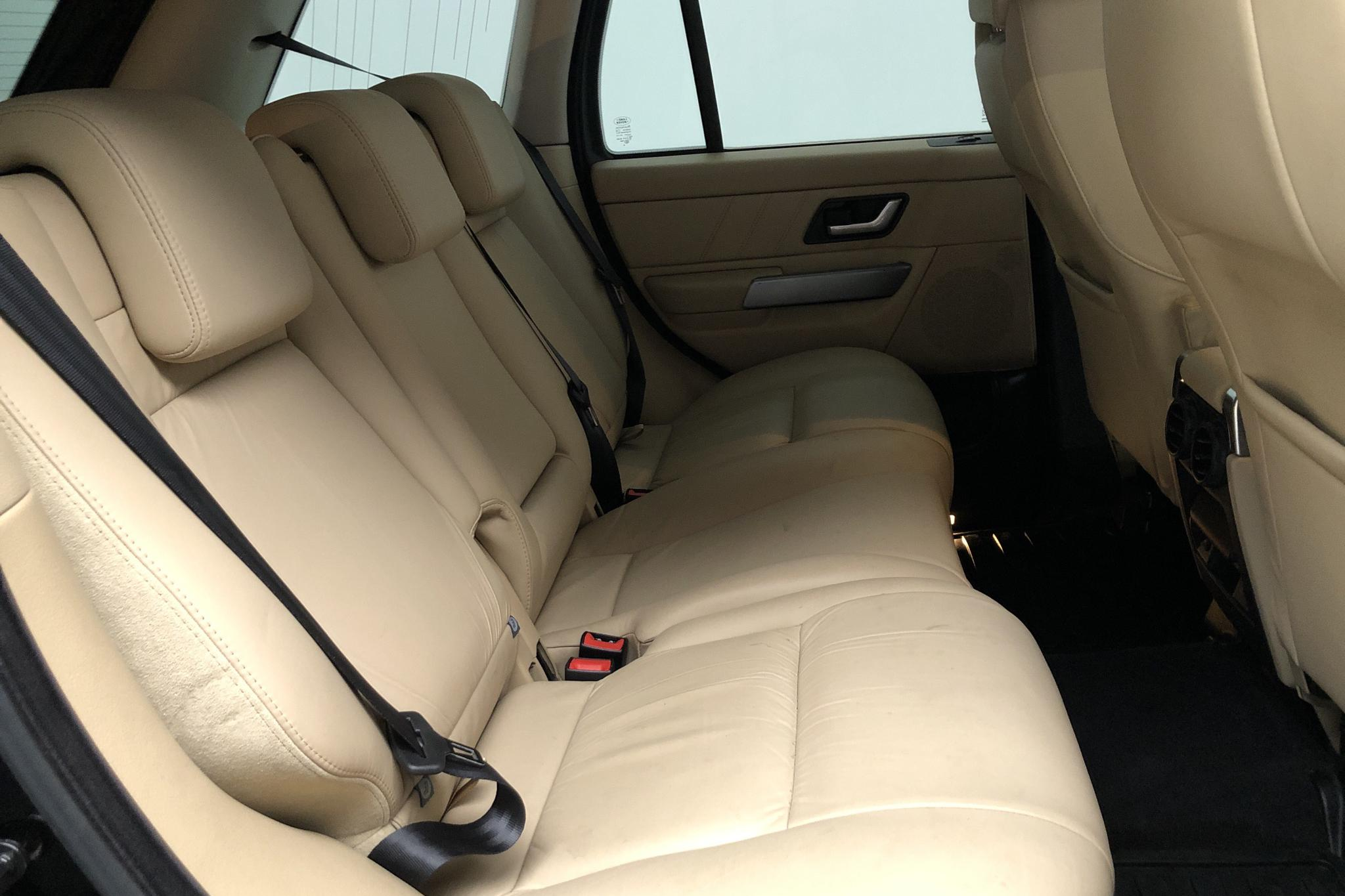 Land Rover Range Rover Sport TDV6 (190hk) - 4 518 mil - Automat - svart - 2008