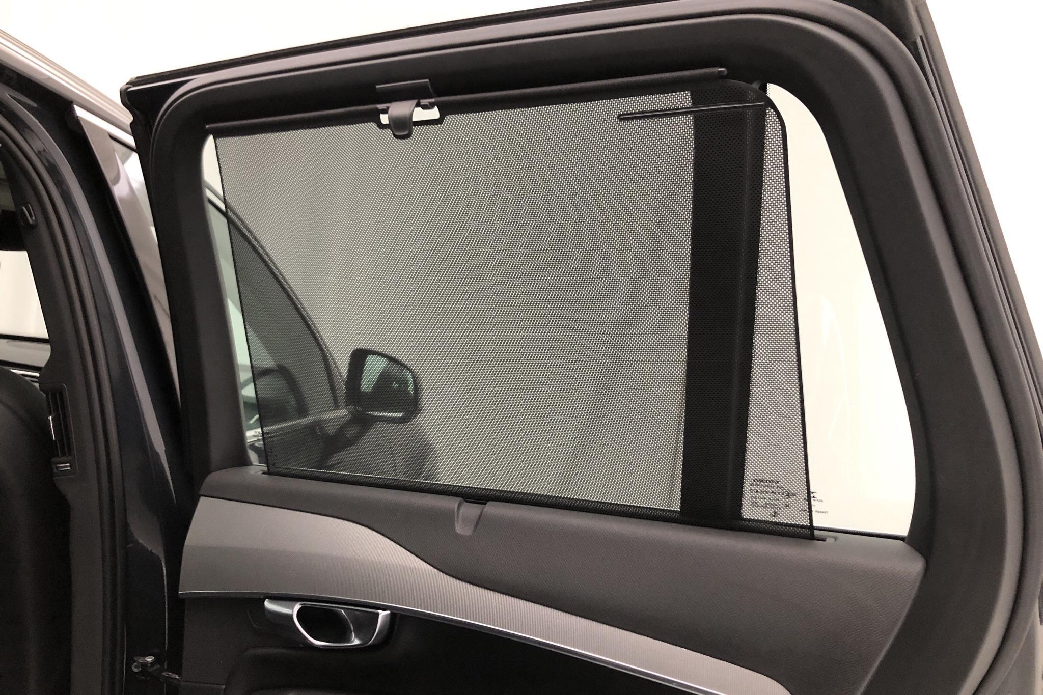 Volvo XC90 D4 AWD (190hk) - 7 434 mil - Automat - grå - 2018