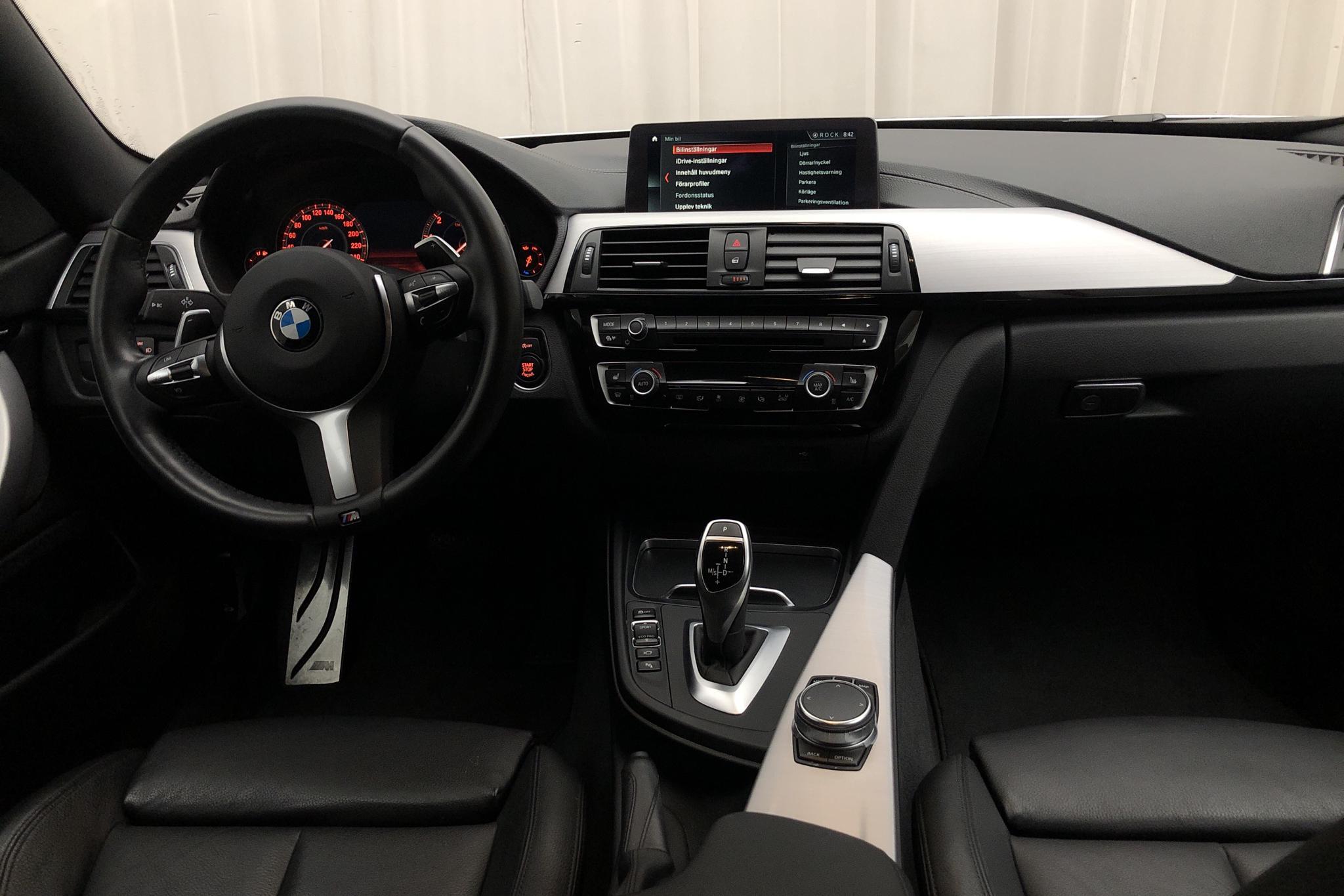 BMW 430i xDrive Gran Coupé, F36 (252hk) - 54 140 km - Automatic - silver - 2018