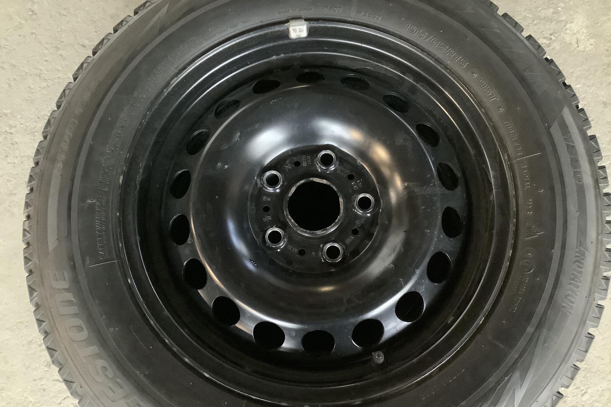 VW Golf VII 1.4 TSI Multifuel 5dr (125hk) - 2 794 mil - Manuell - röd - 2017