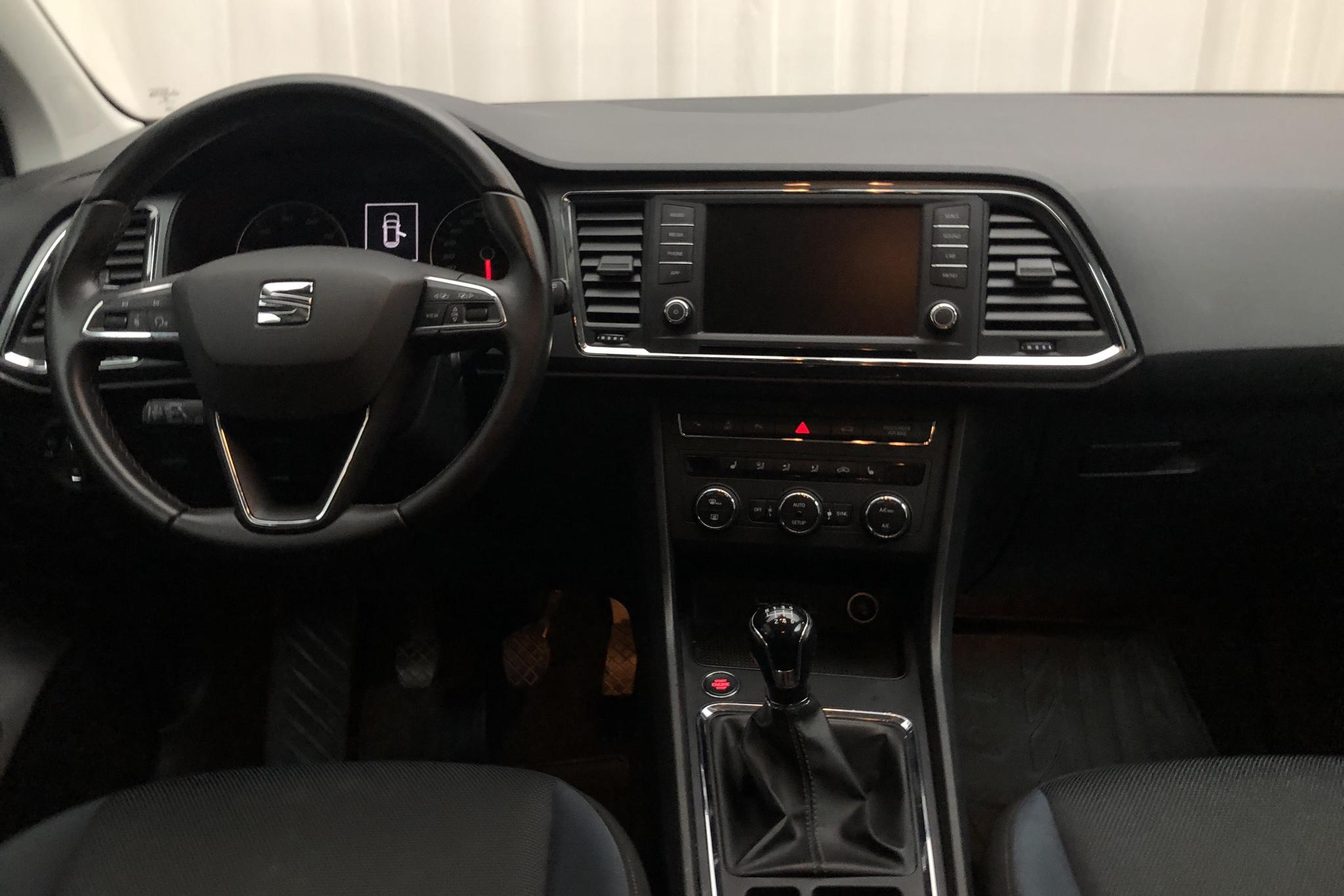 Seat Ateca 1.0 TSI (115hk) - 60 270 km - Manual - white - 2018