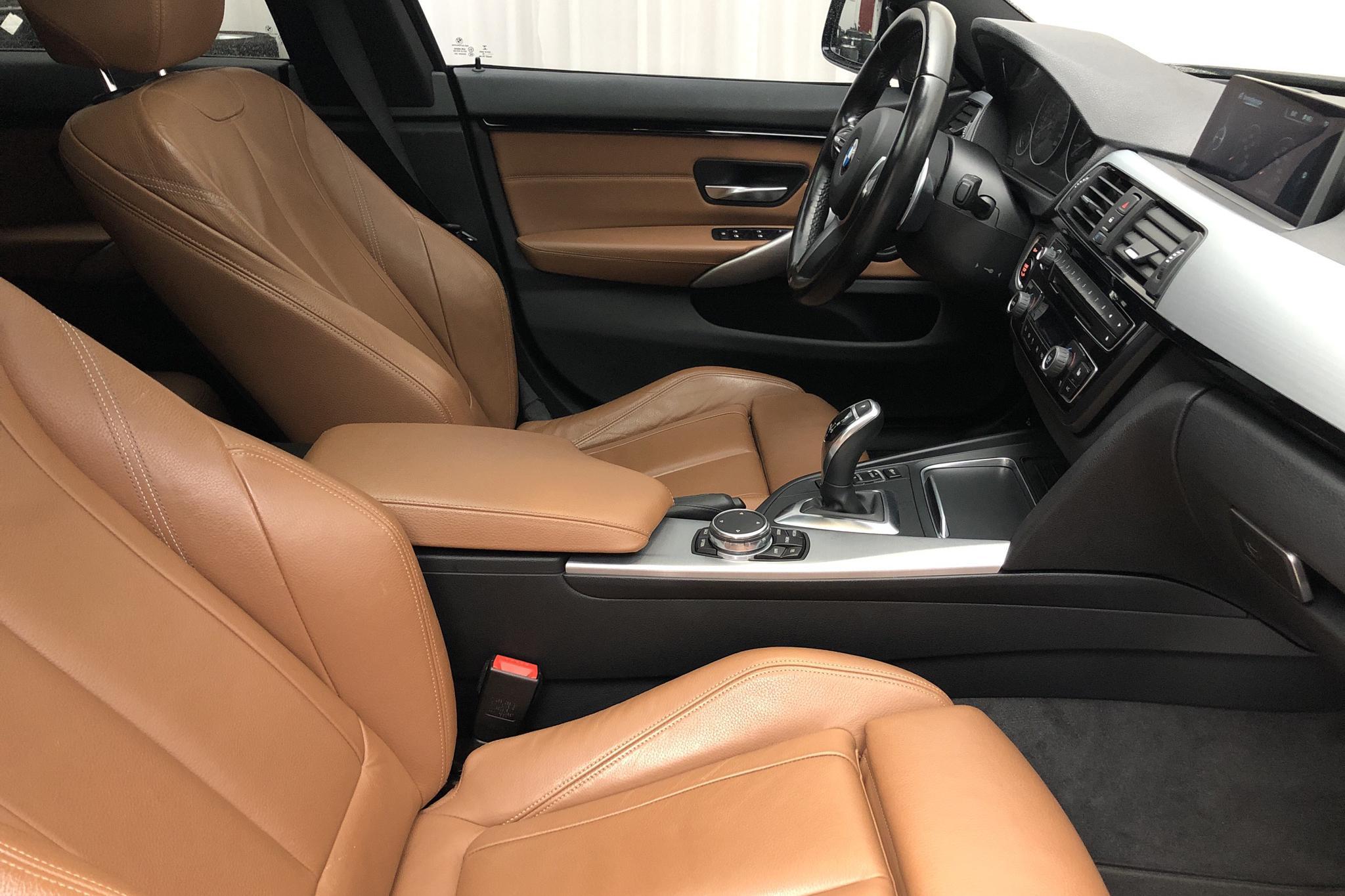 BMW 440i xDrive Gran Coupé, F36 (326hk) - 83 530 km - Automatic - black - 2016