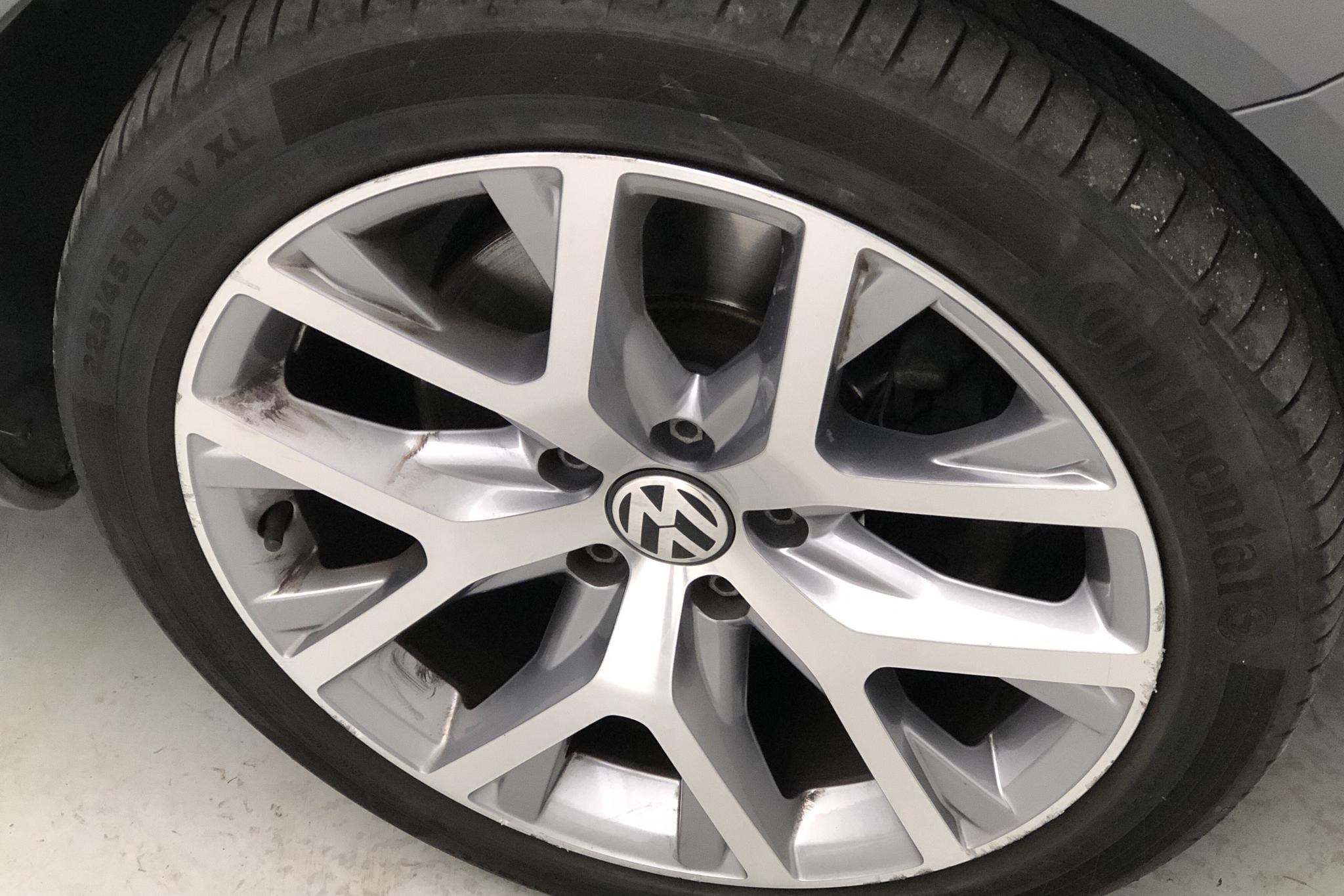 VW Passat Alltrack 2.0 TDI BlueMotion Technology 4Motion (177hk) - 10 921 mil - Automat - silver - 2015